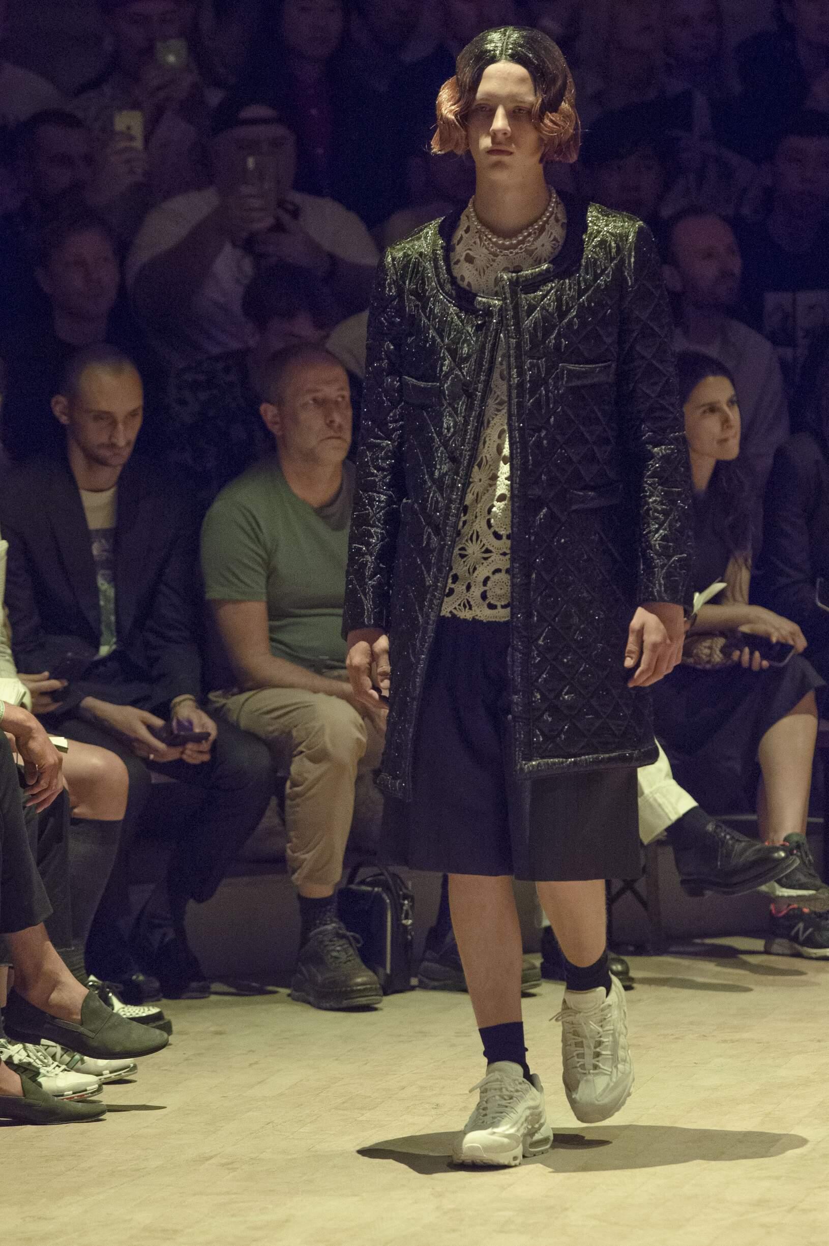Summer 2020 Fashion Trends Comme des Garçons Homme Plus