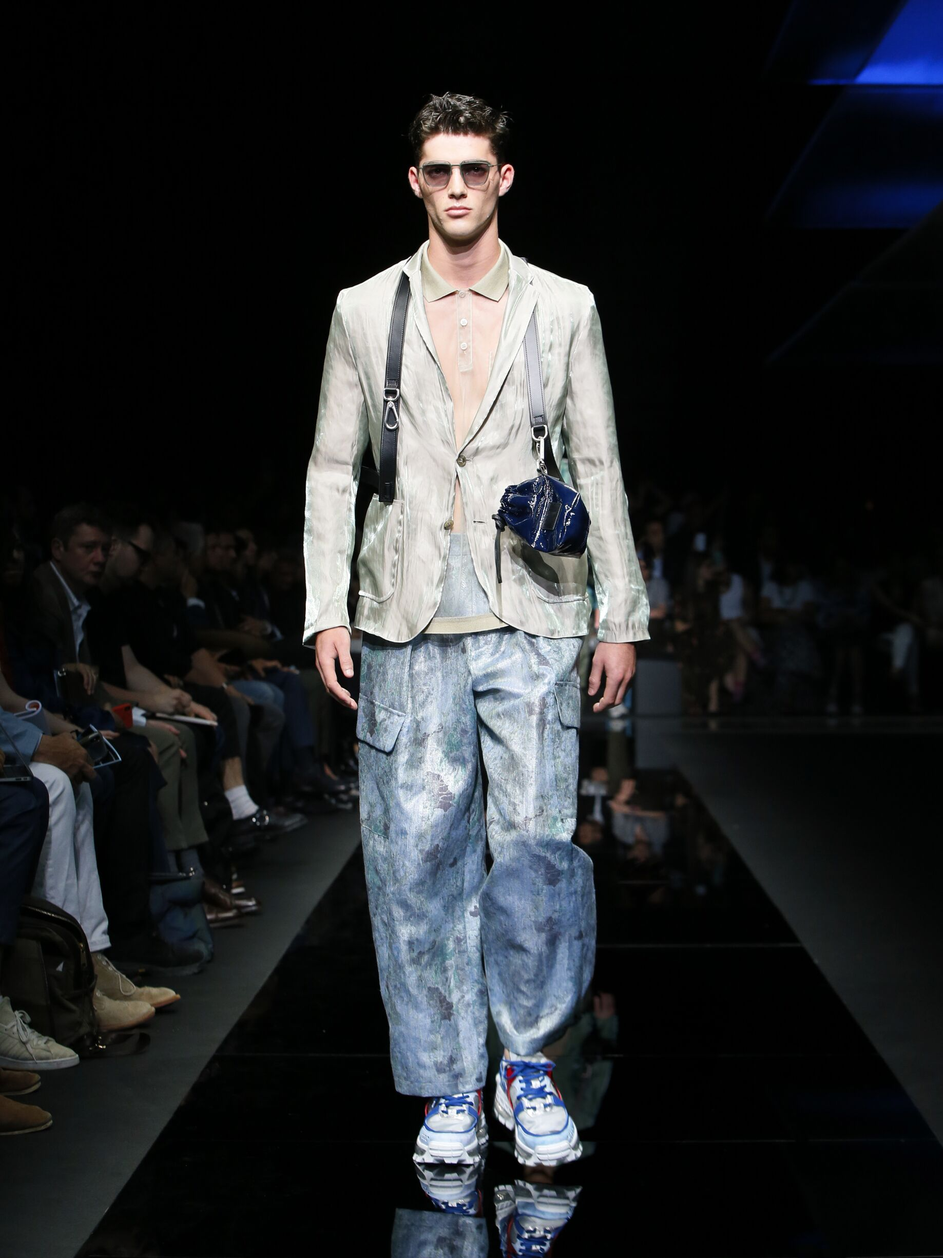Summer 2020 Fashion Trends Emporio Armani