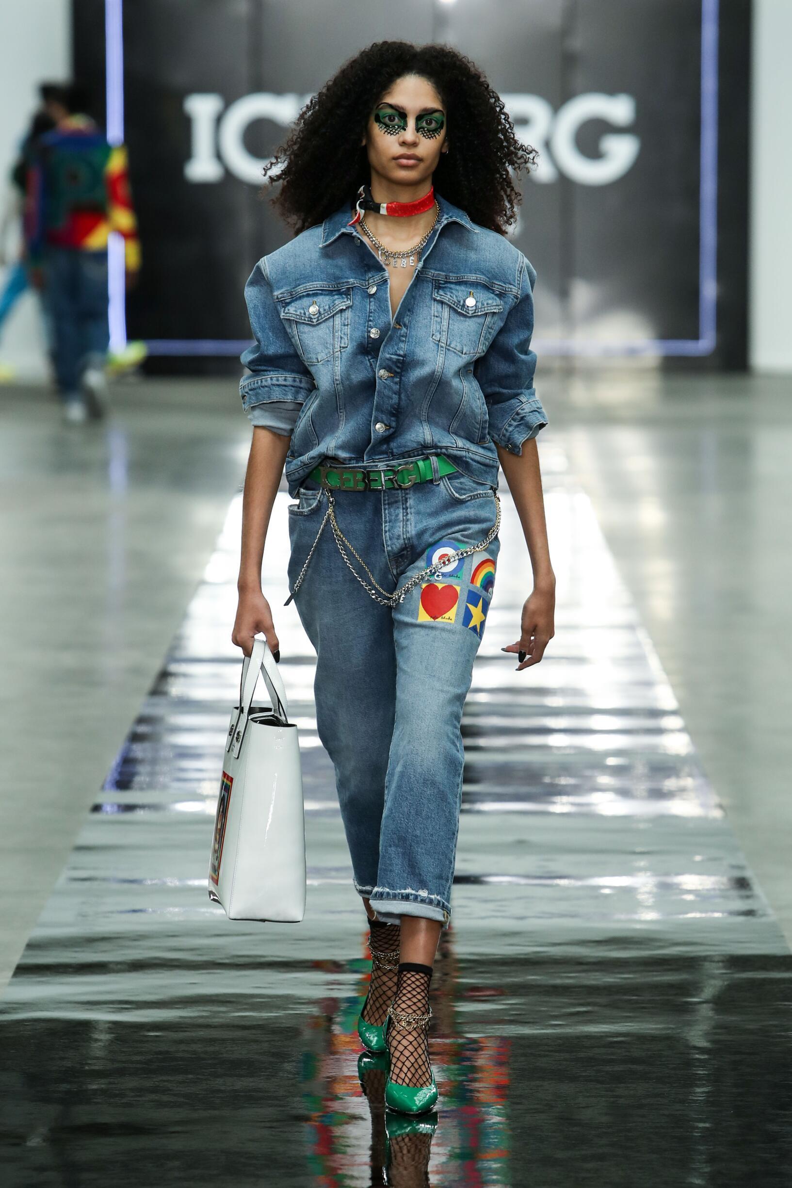 Summer 2020 Fashion Trends Iceberg