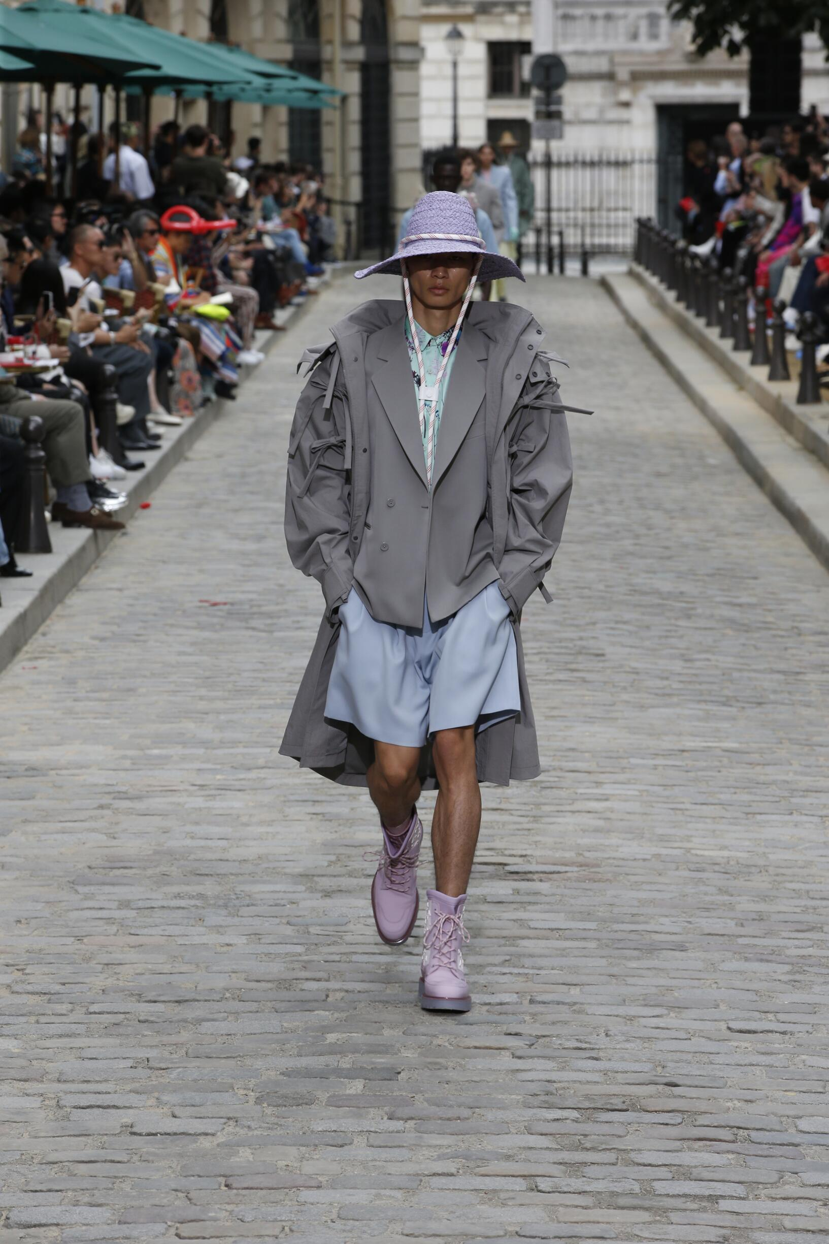 Summer 2020 Fashion Trends Louis Vuitton