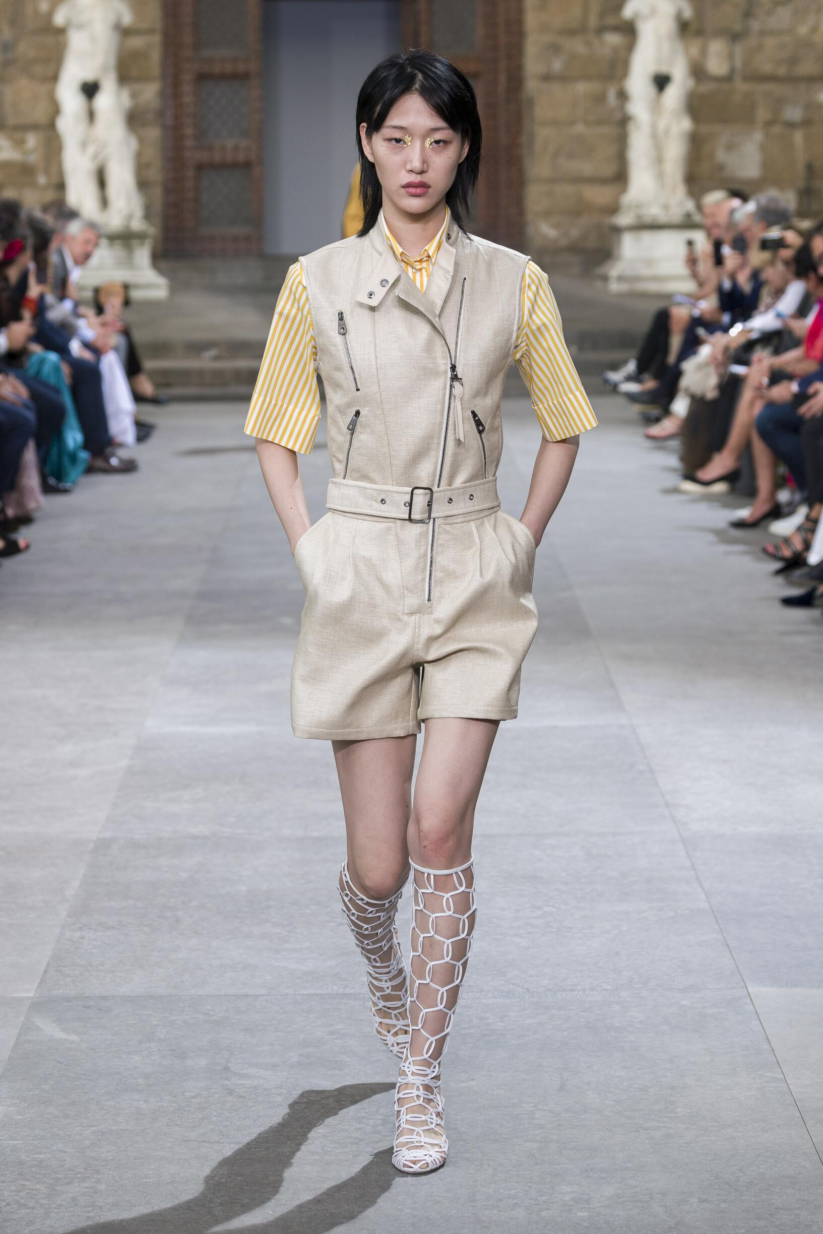 Summer 2020 Fashion Trends Salvatore Ferragamo