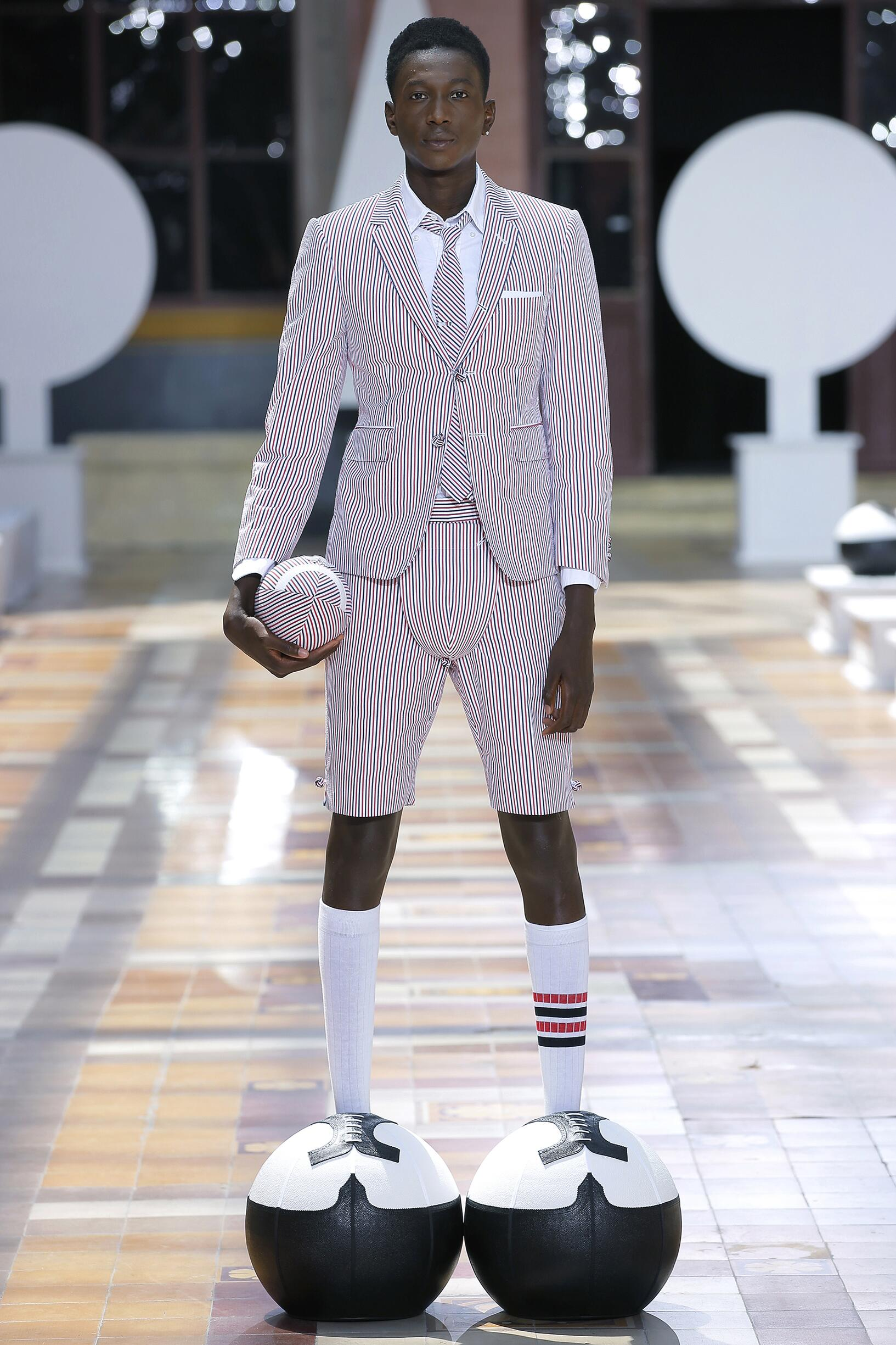 THOM BROWNE SPRING SUMMER 2020 MEN'S COLLECTION | The Skinny