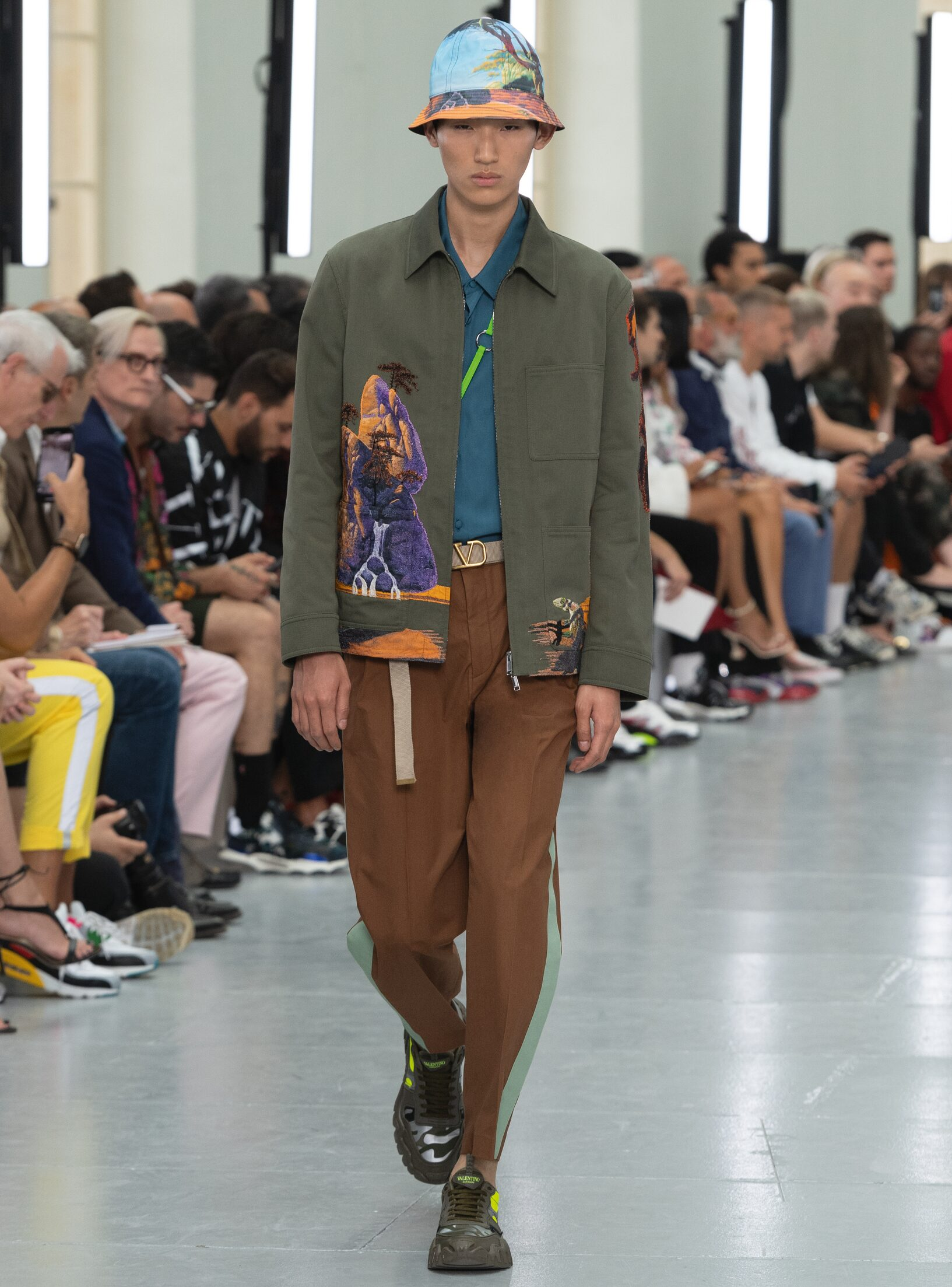 Summer 2020 Fashion Trends Valentino