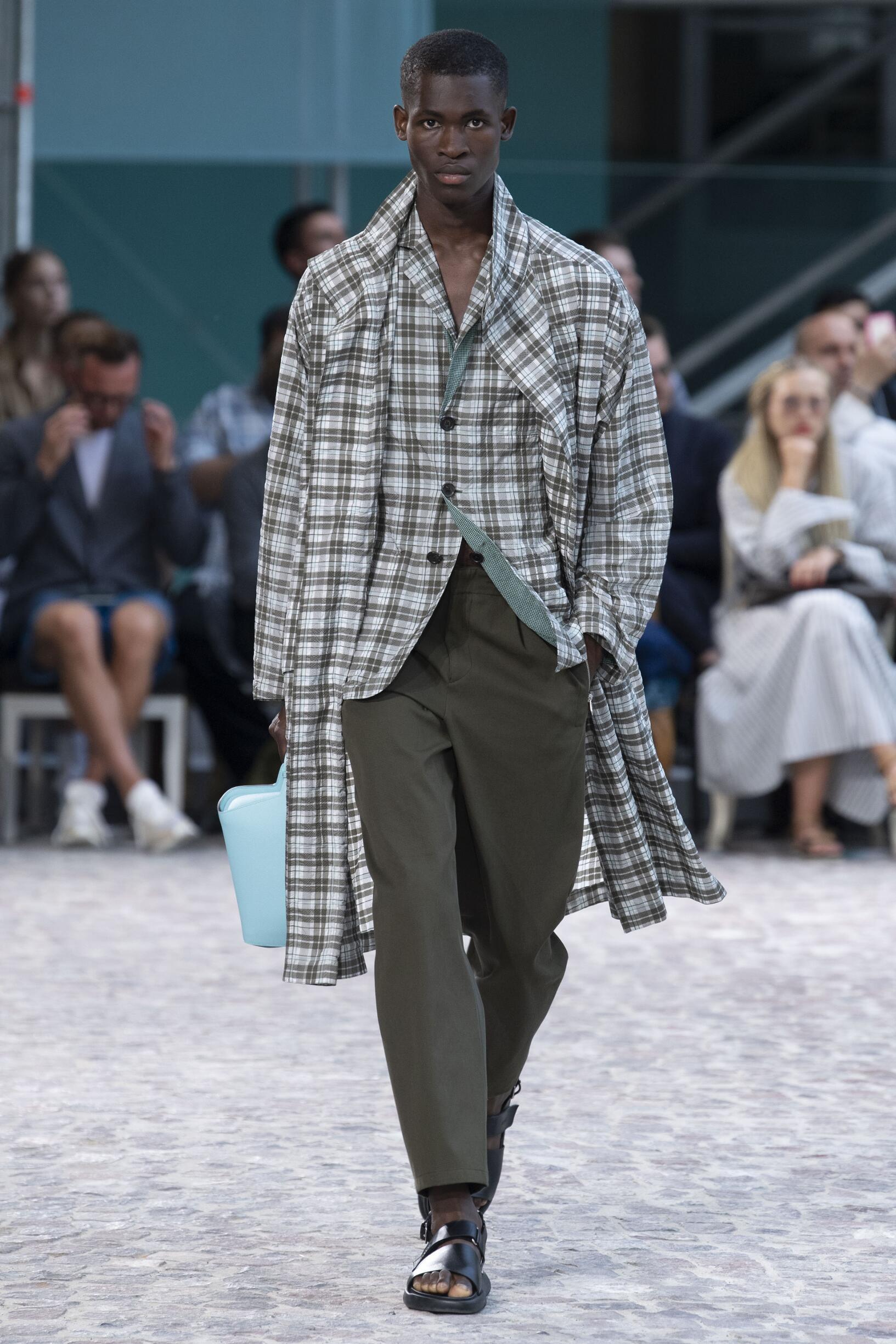 Summer 2020 Man Trends Hermès