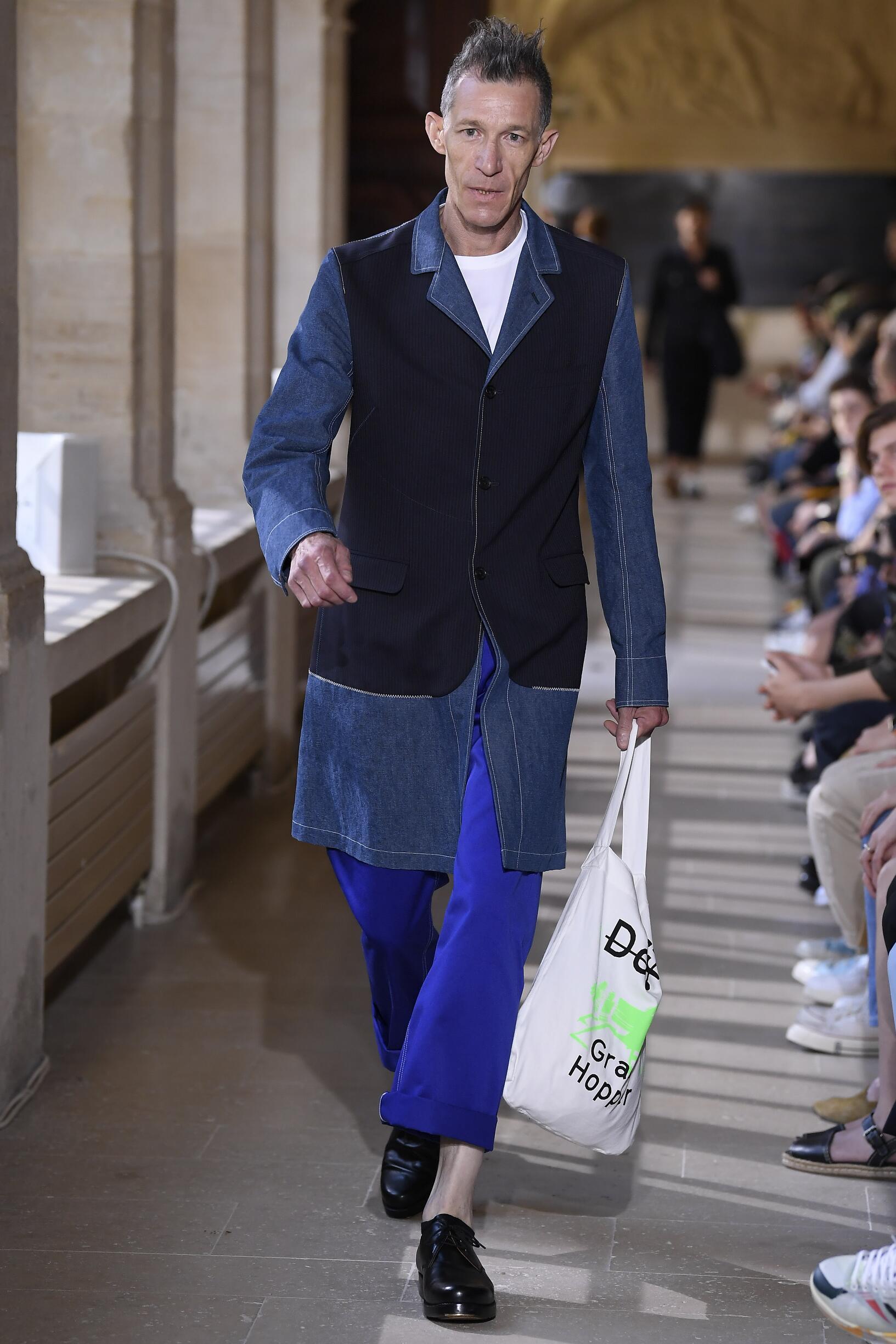 Summer 2020 Man Trends Junya Watanabe