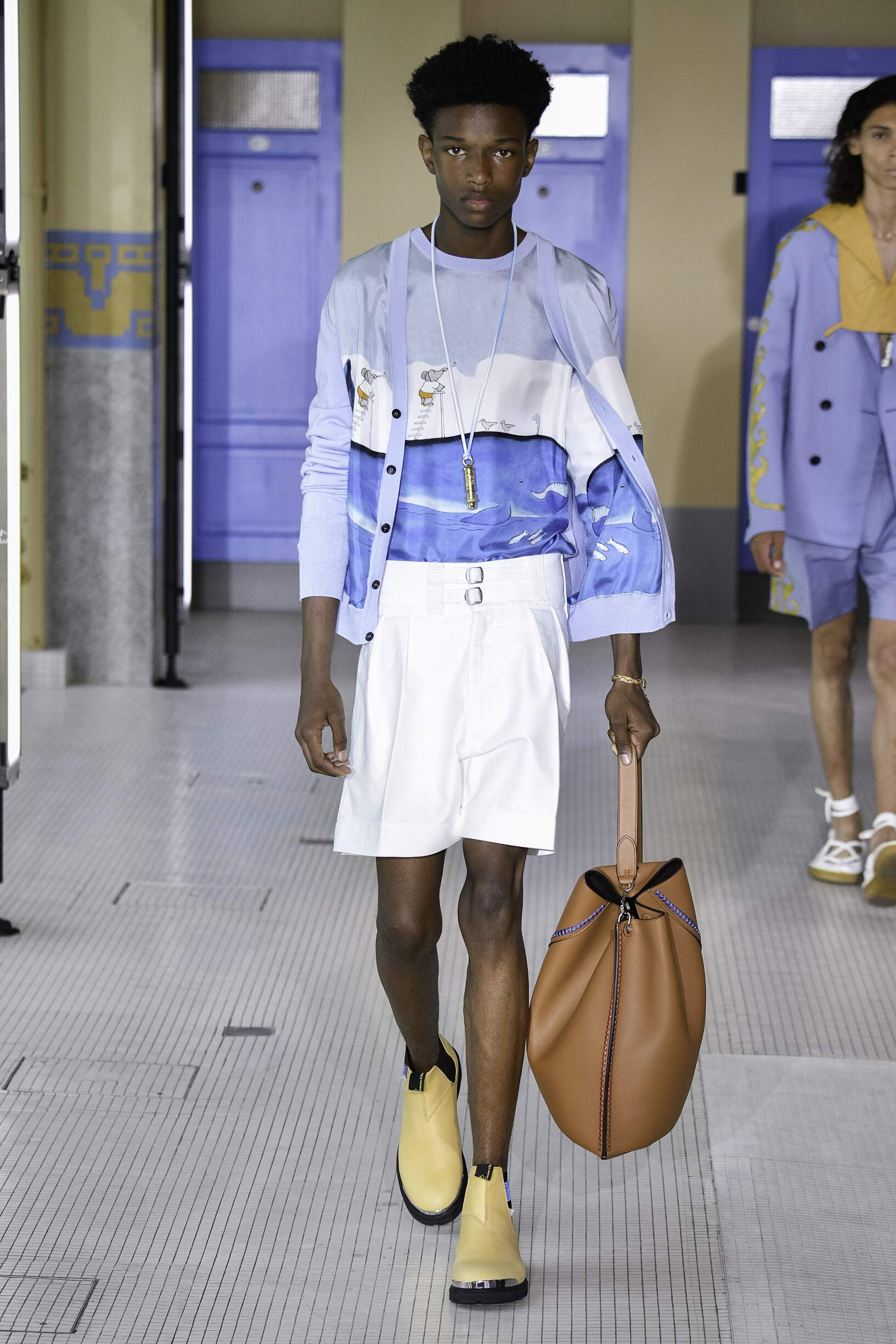 Summer 2020 Man Trends Lanvin