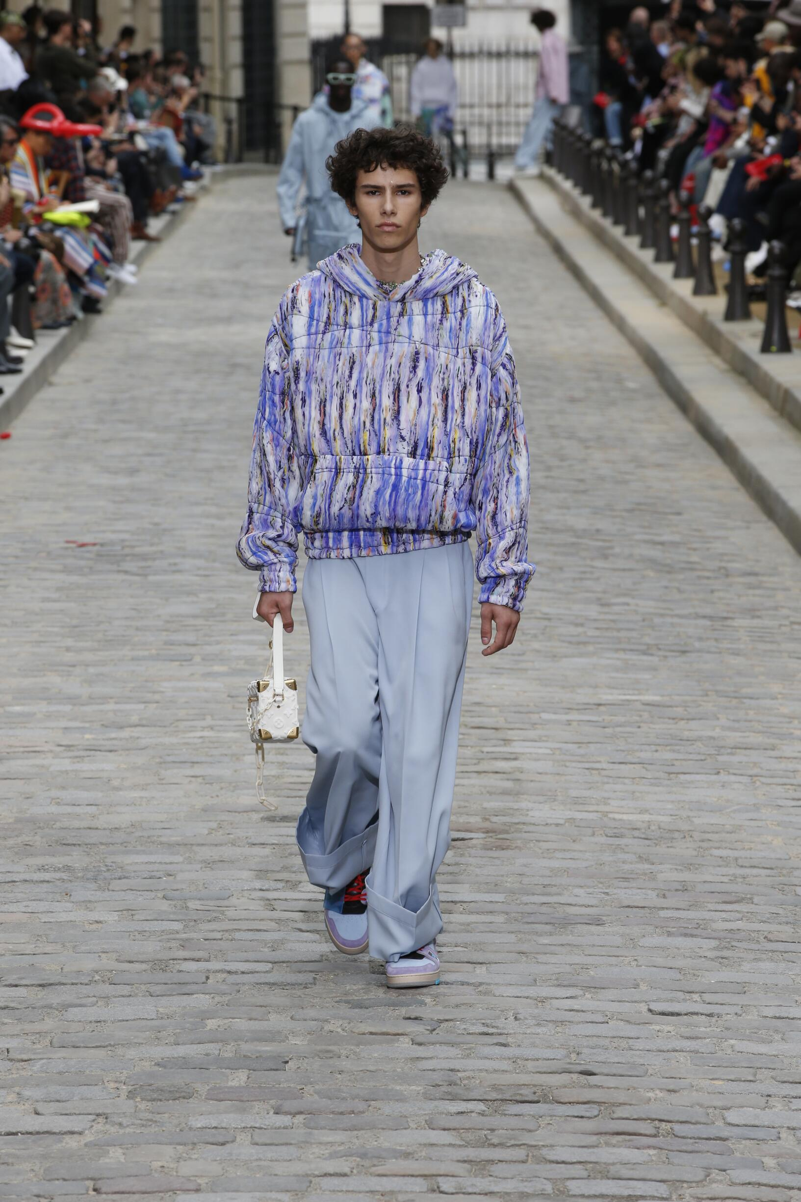 Summer 2020 Man Trends Louis Vuitton