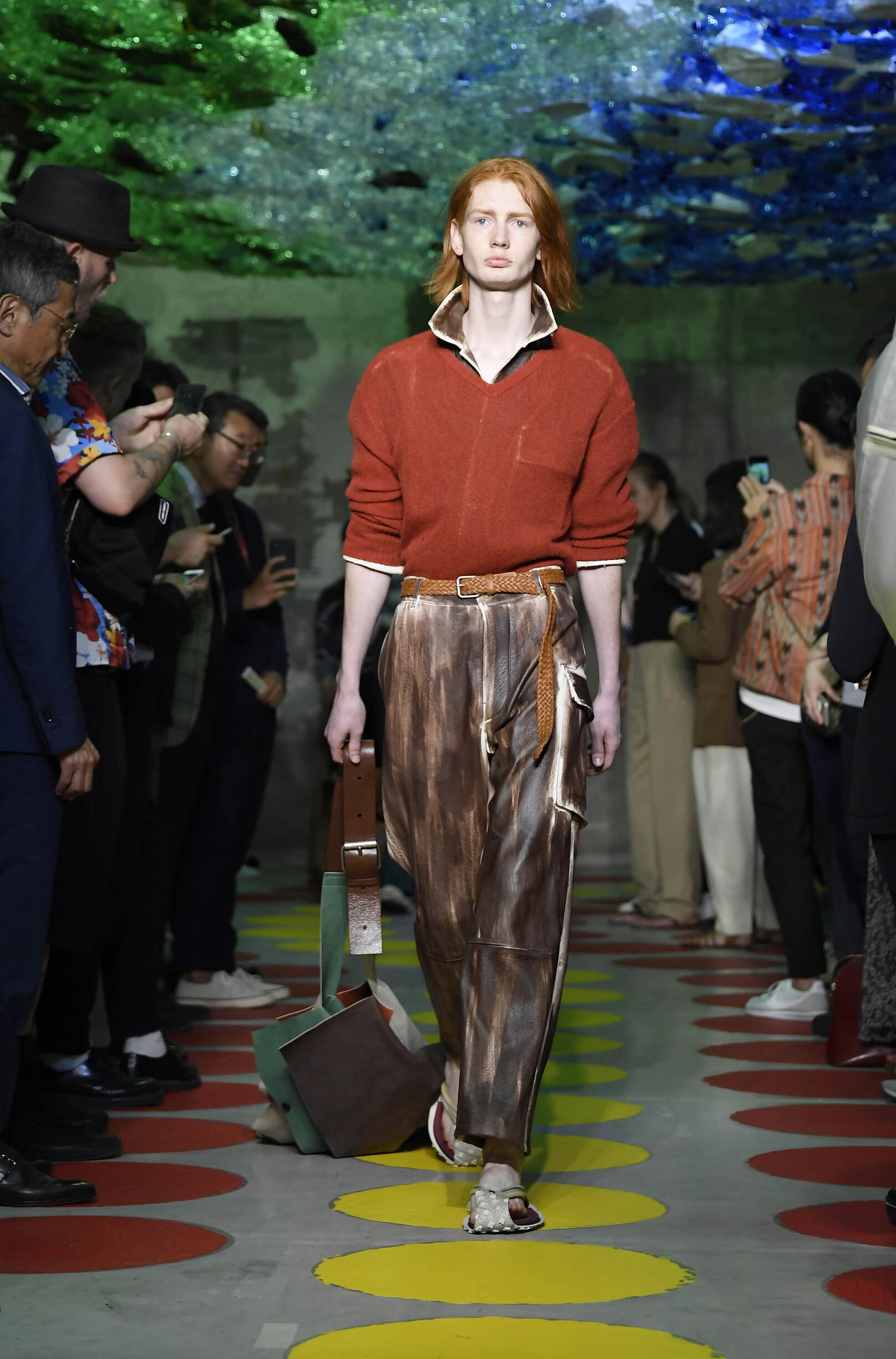 Summer 2020 Man Trends Marni
