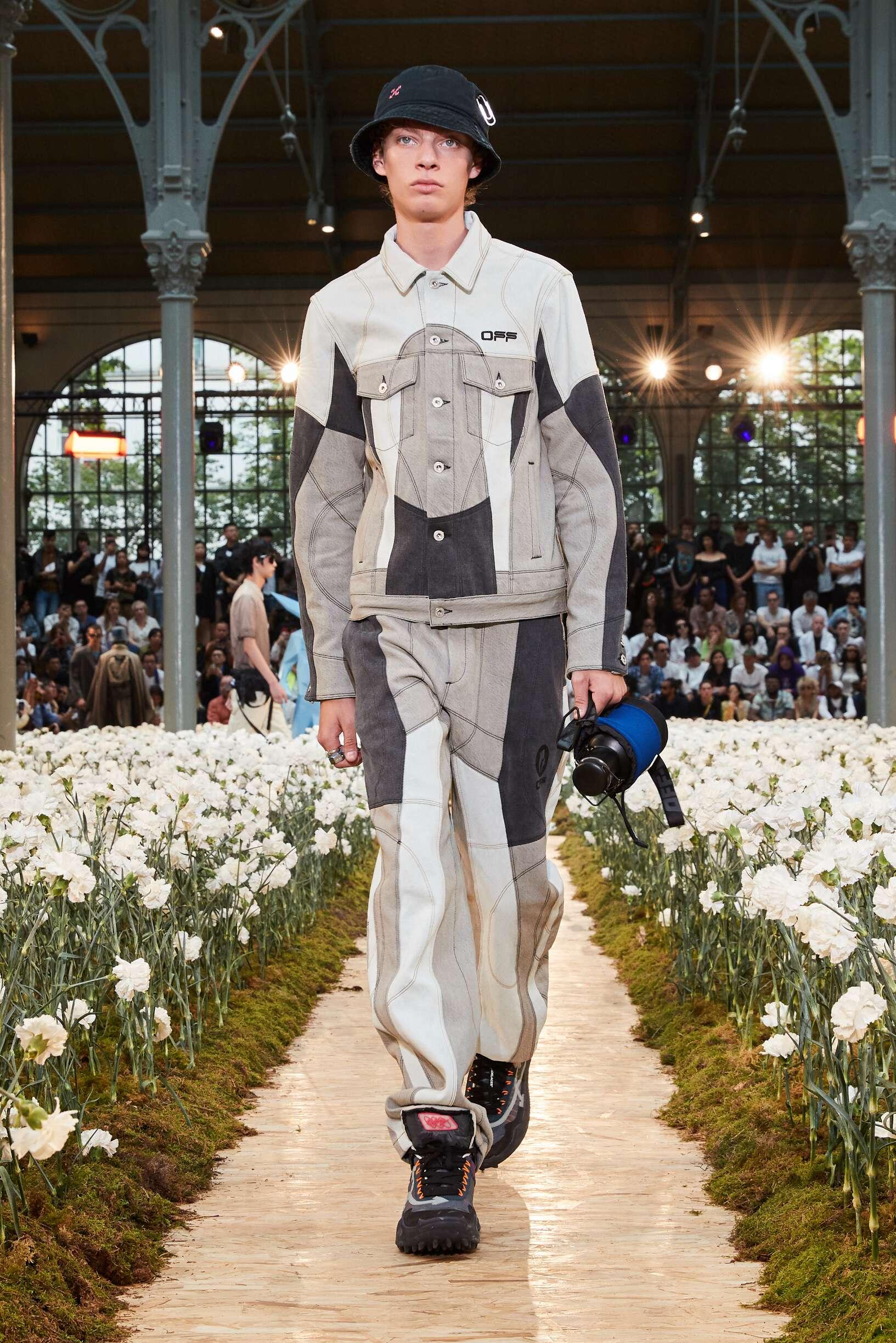 Summer 2020 Man Trends Off White c/o Virgil Abloh