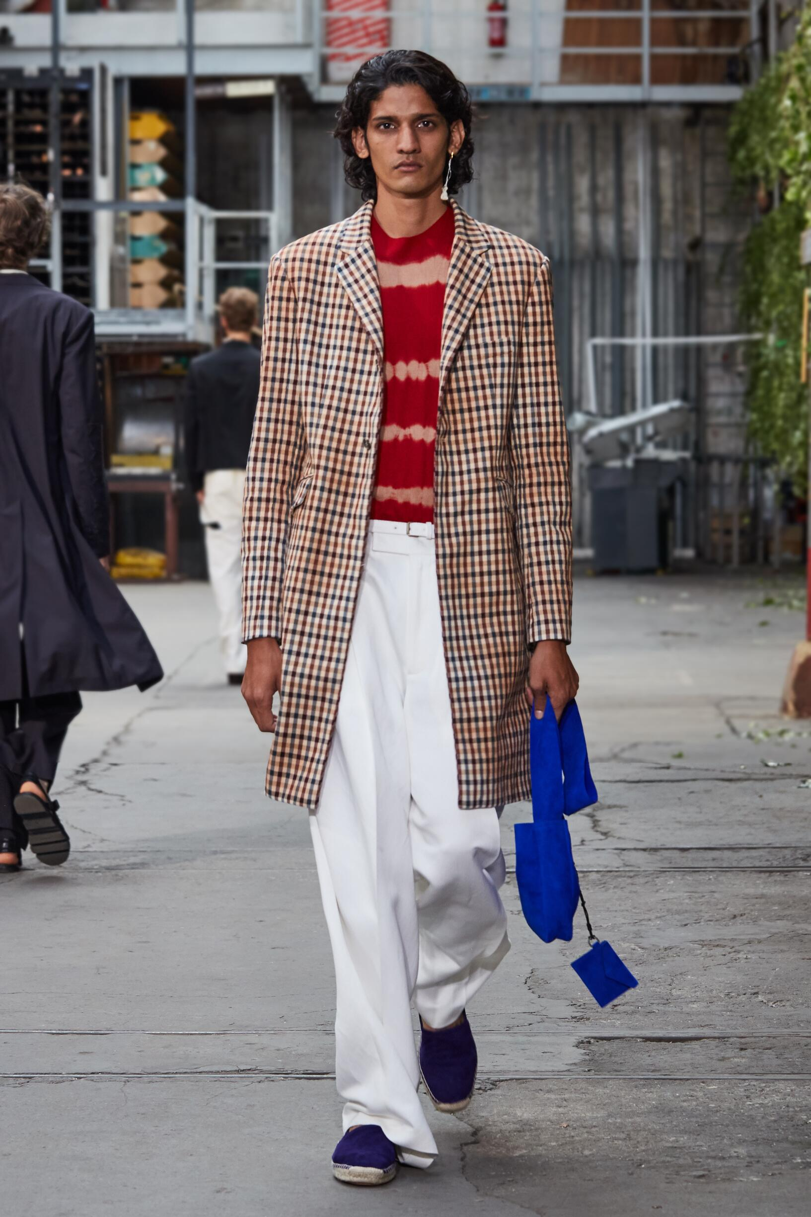 Summer 2020 Man Trends Rochas