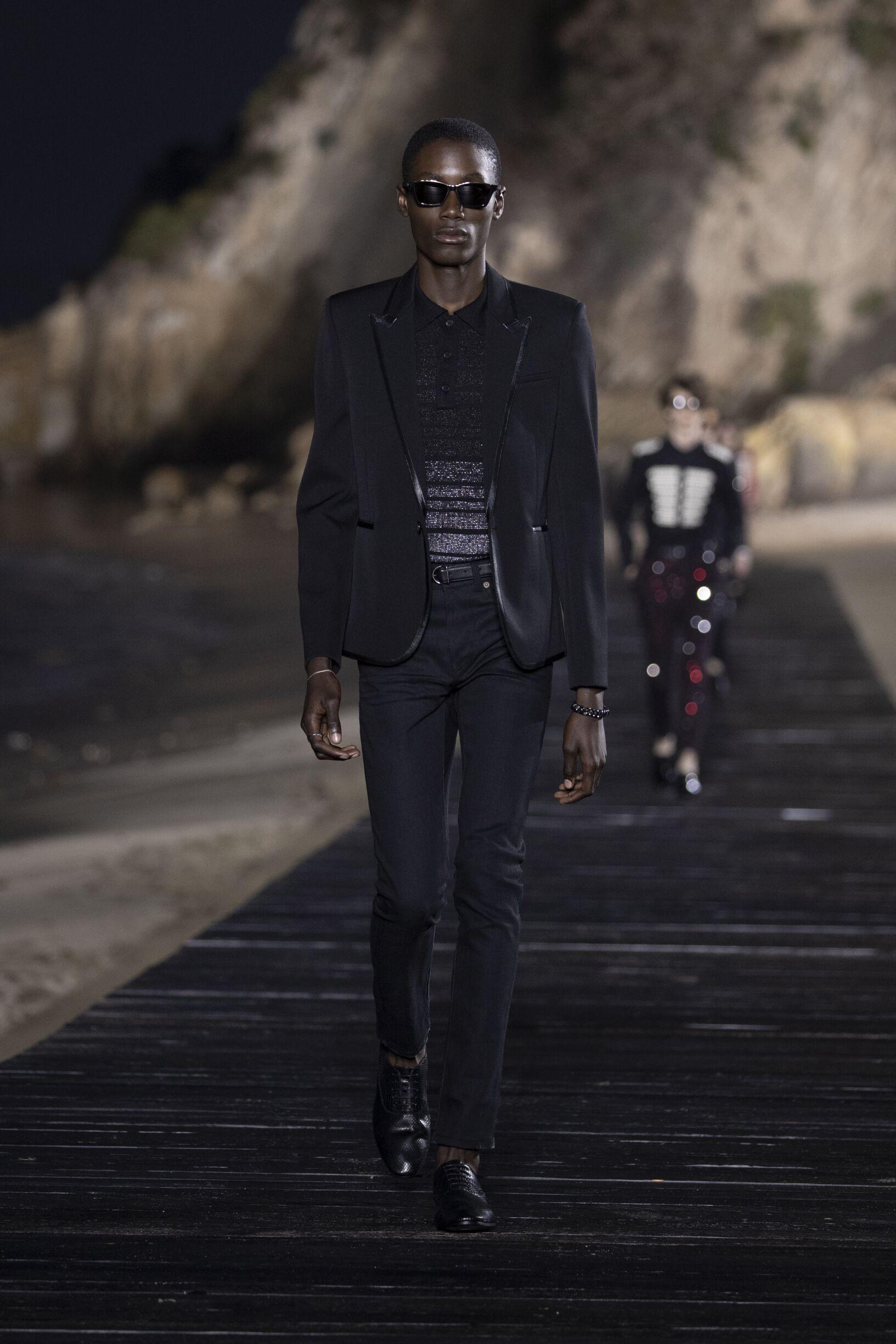 Summer 2020 Man Trends Saint Laurent