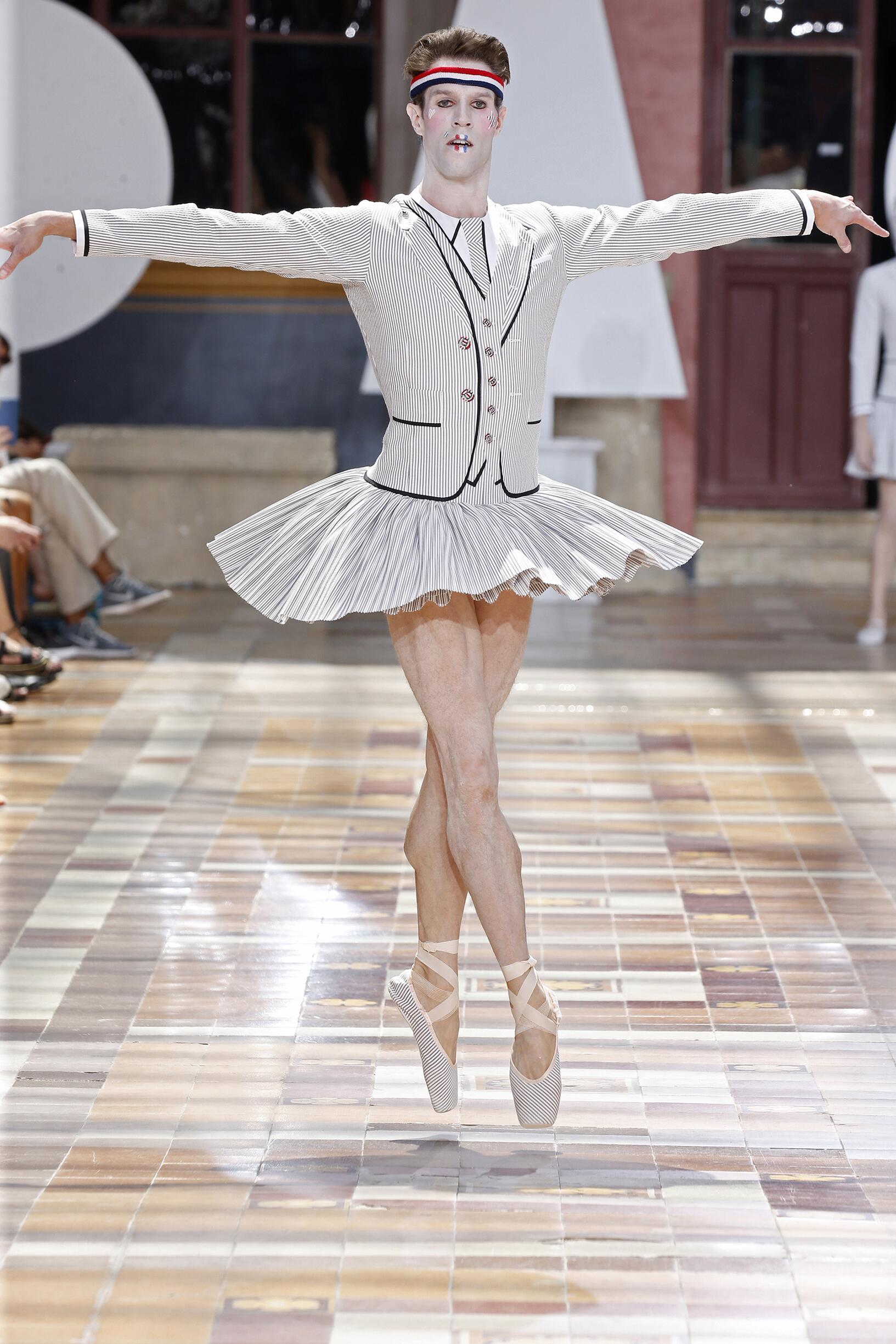 Thom Browne Fashion Show SS 2020