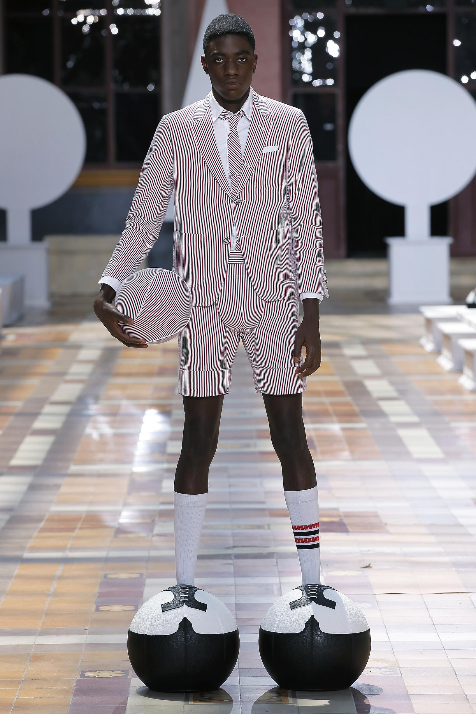 Thom Browne Men's Collection 2020