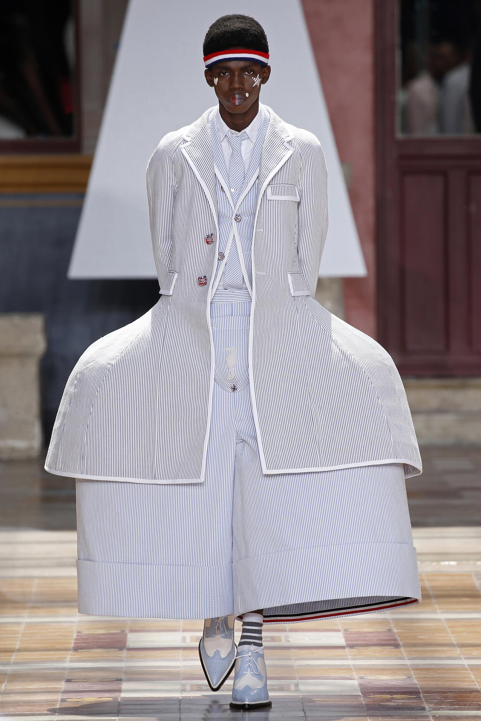 Thom Browne SS 2020 Menswear