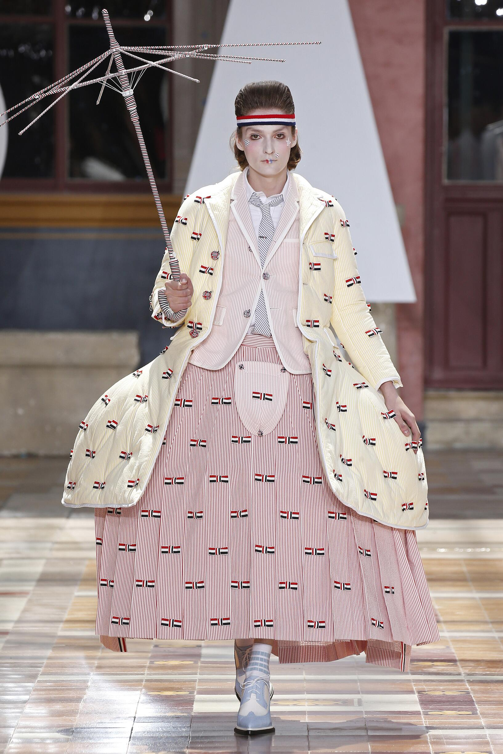 Thom Browne Summer 2020 Catwalk