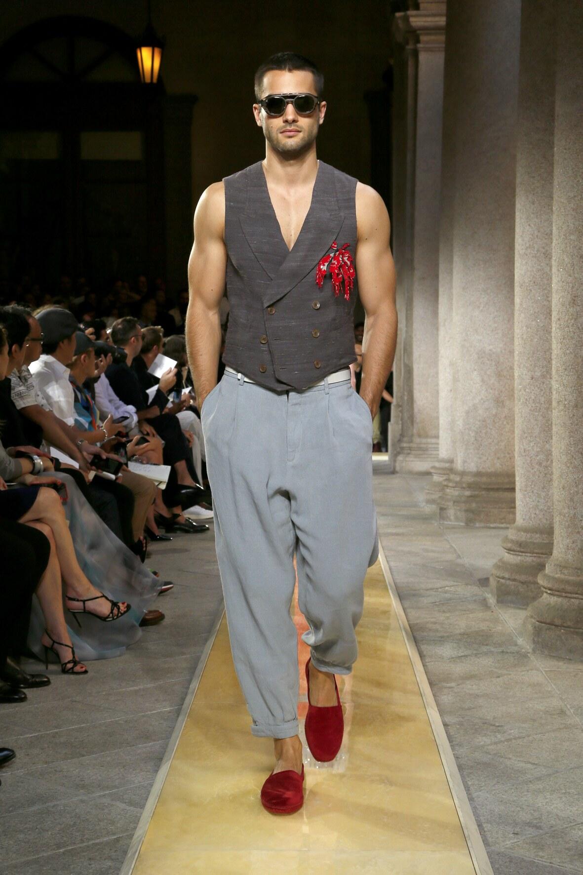 Trends Mens SS Giorgio Armani 2020