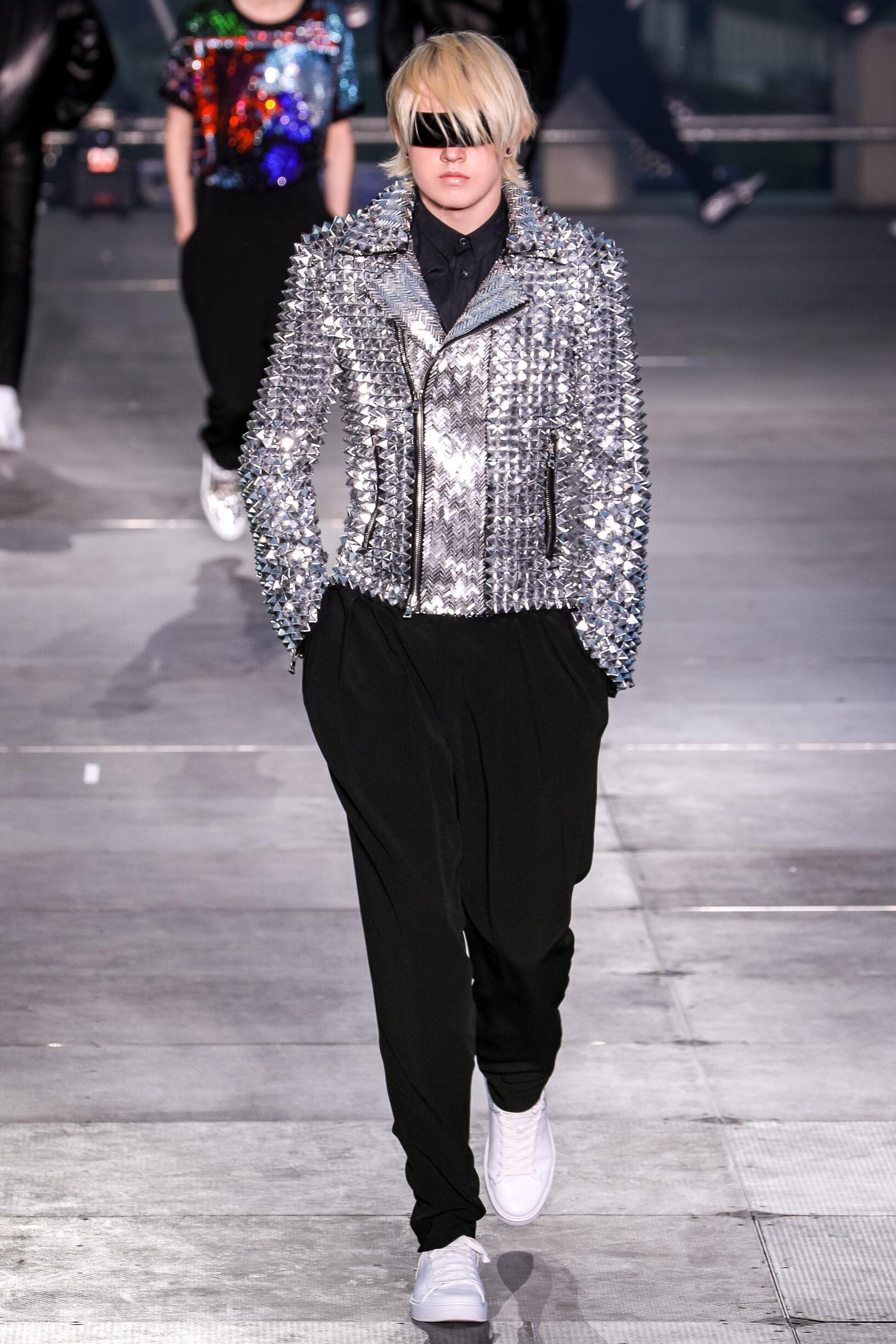 Trends Menswear Spring Summer Balmain 2020
