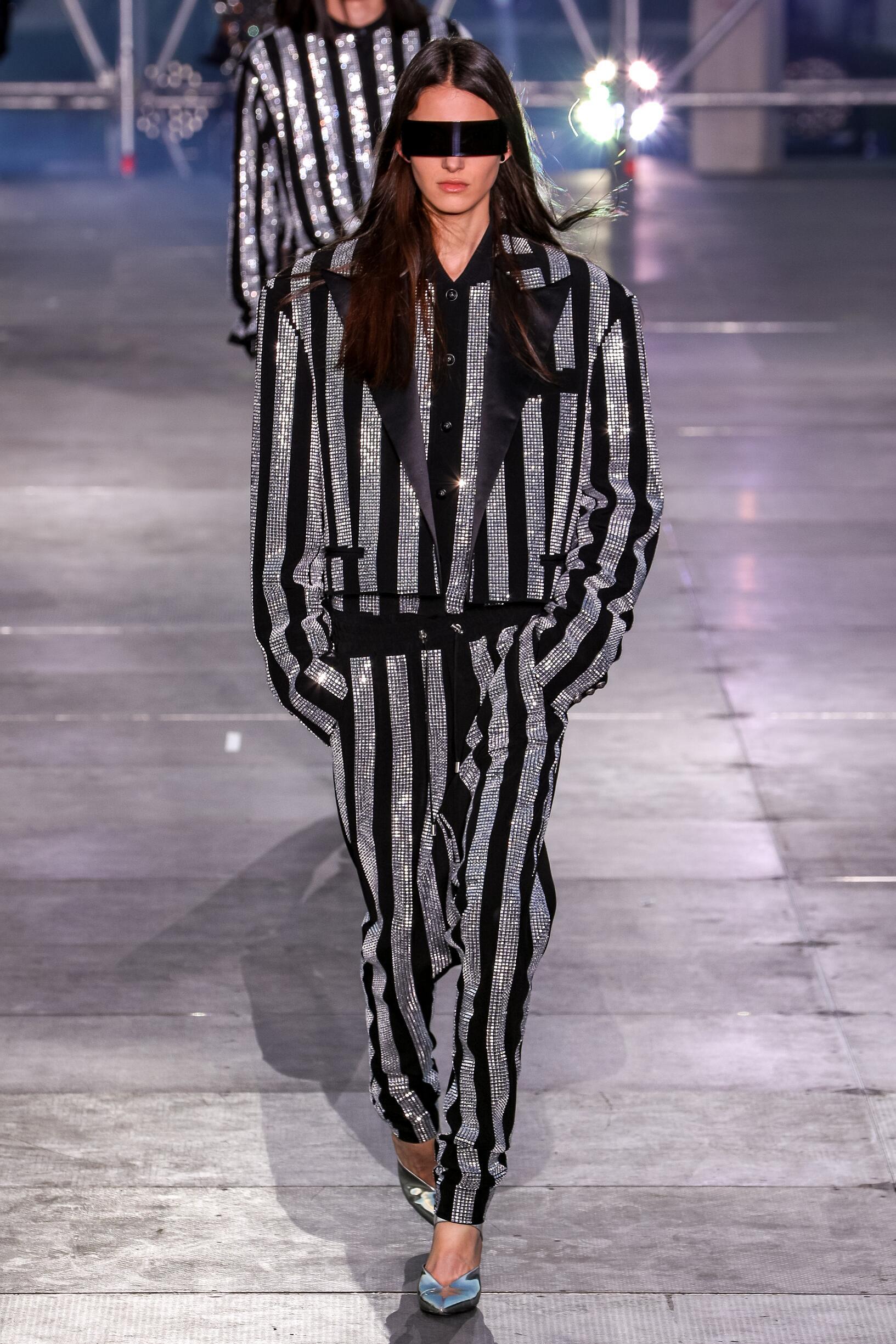 Trends Womenswear SS Balmain 2020