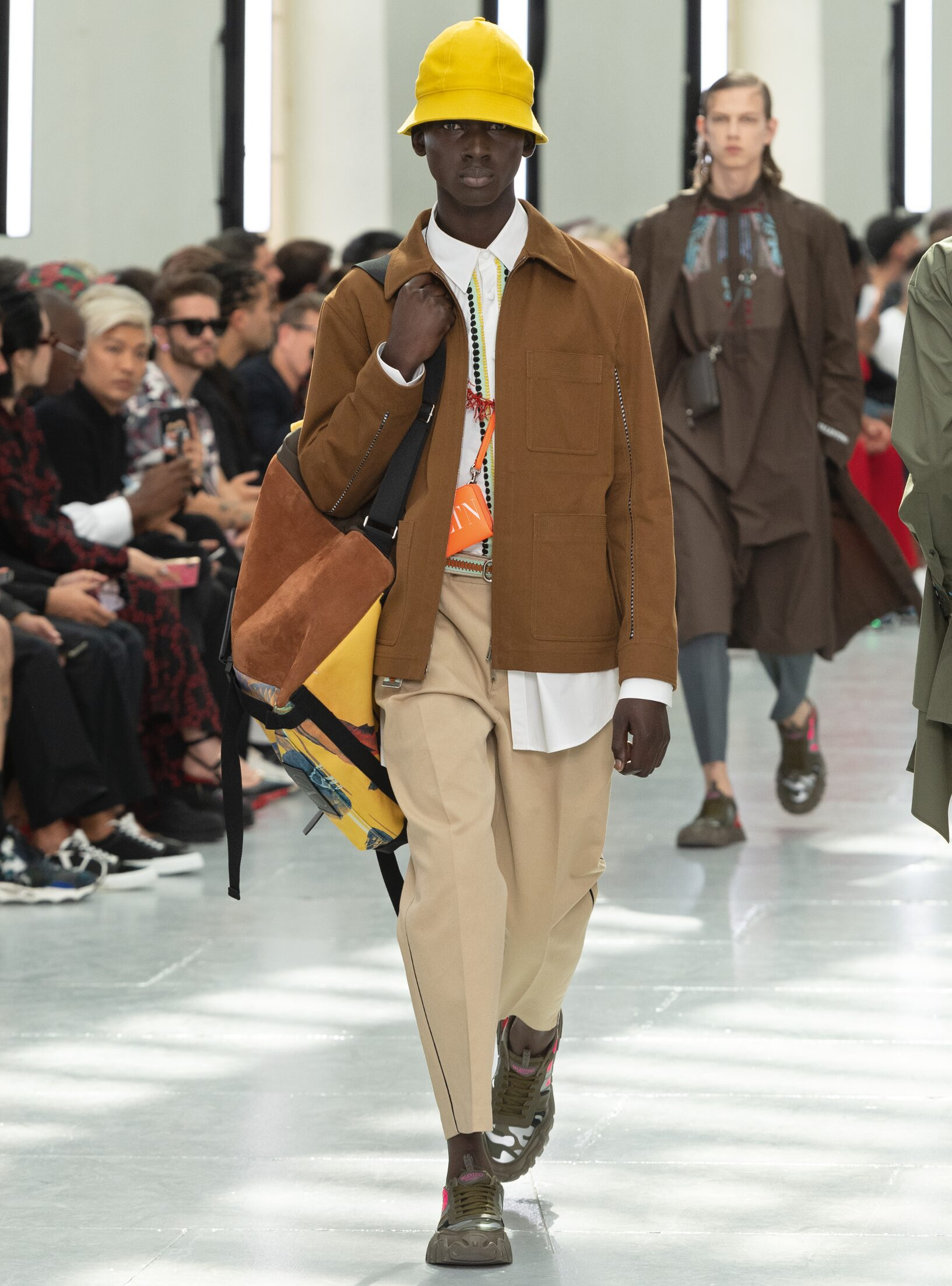Make It Happen >> VALENTINO SPRING SUMMER 2020 MEN'S COLLECTION | The Skinny ...