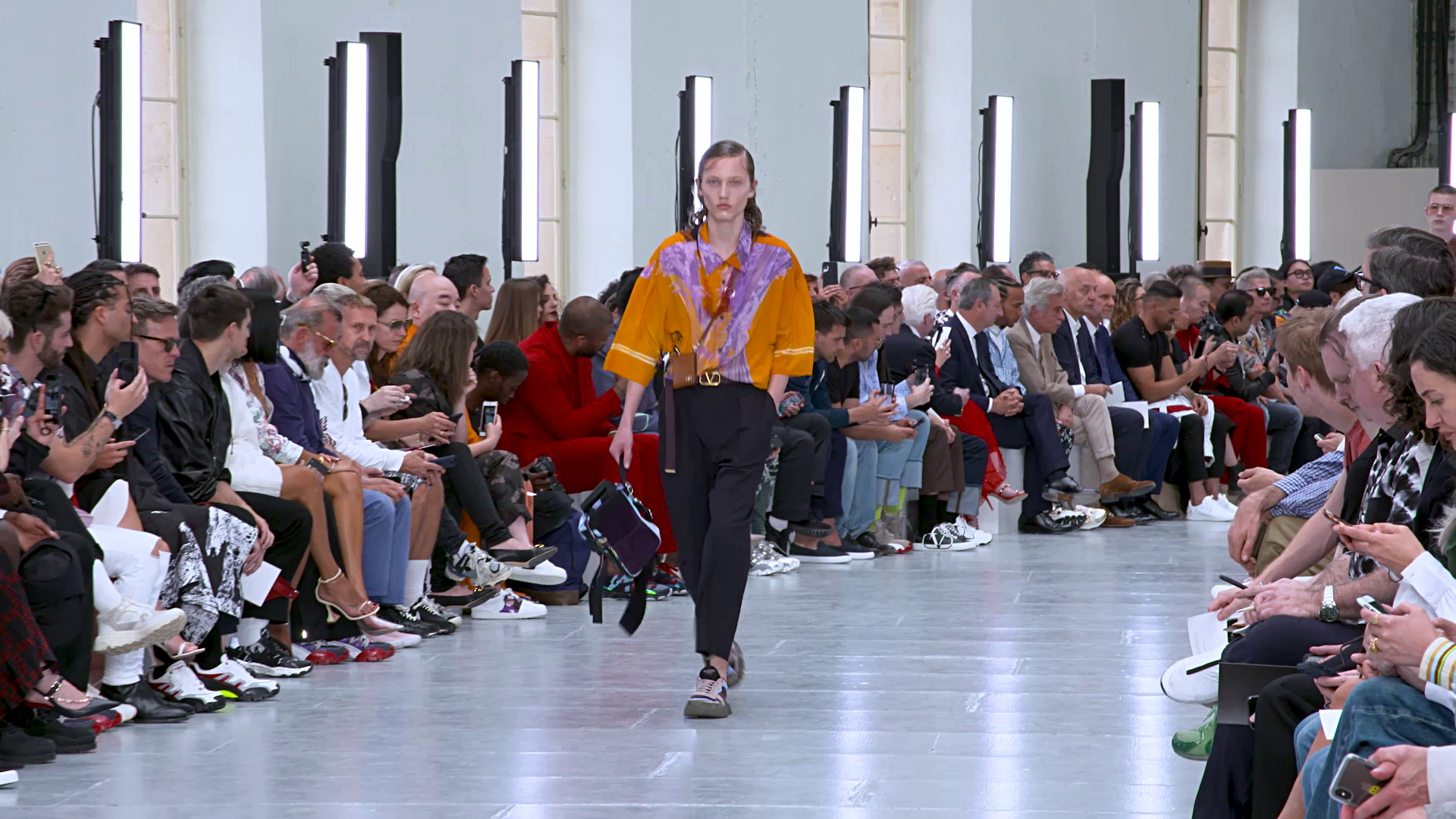 Valentino Spring Summer 2020 Men's Fashion Show - Paris Fashion Week