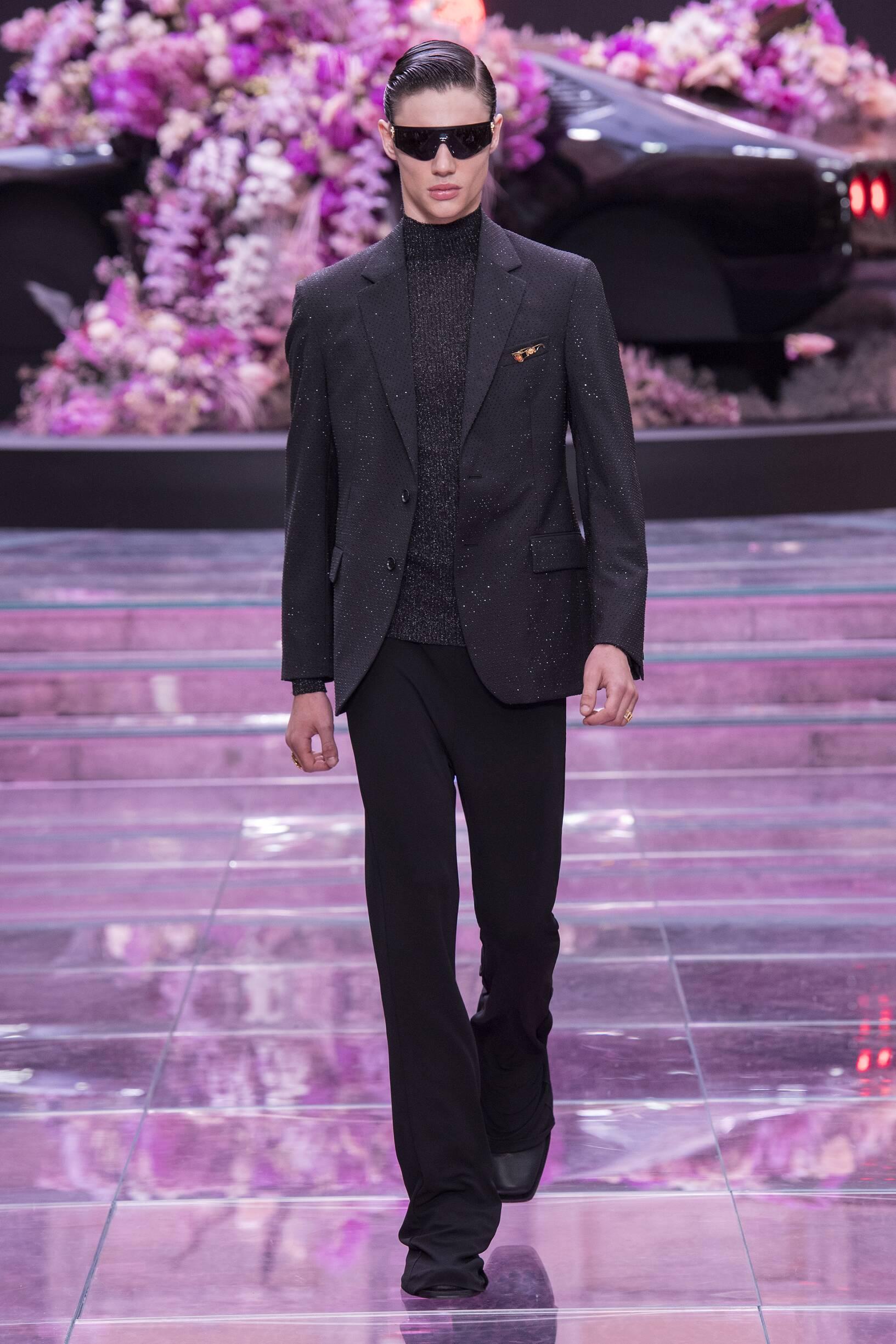 Versace 2020 Milan Trends
