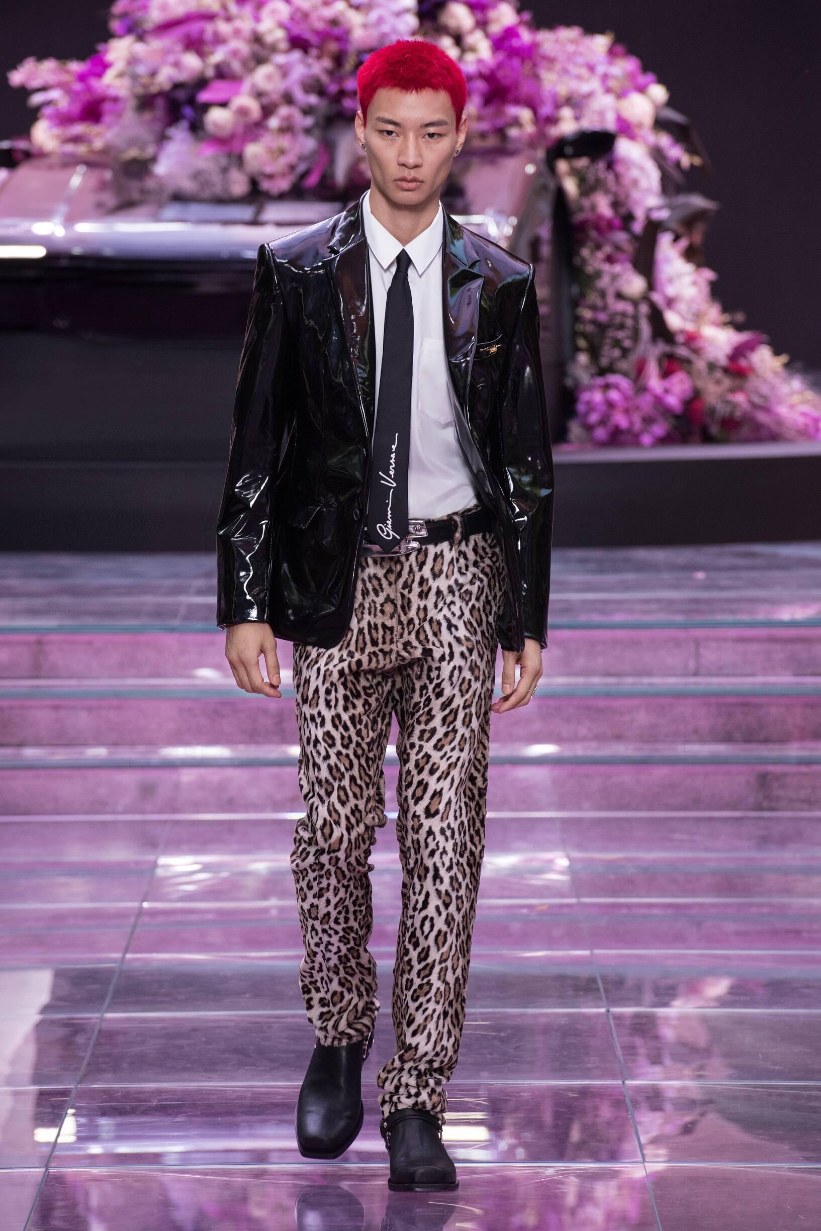 Versace SS 2020 Menswear