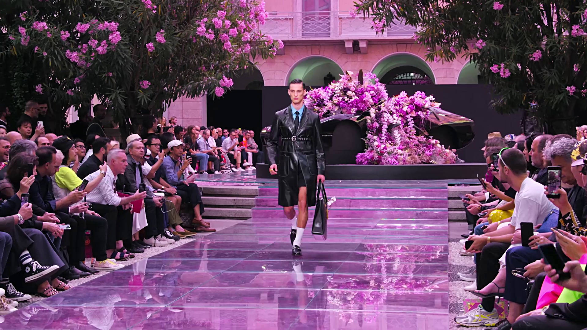 Versace Spring Summer 2020 Men's Fashion Show - Milan Fashion Week