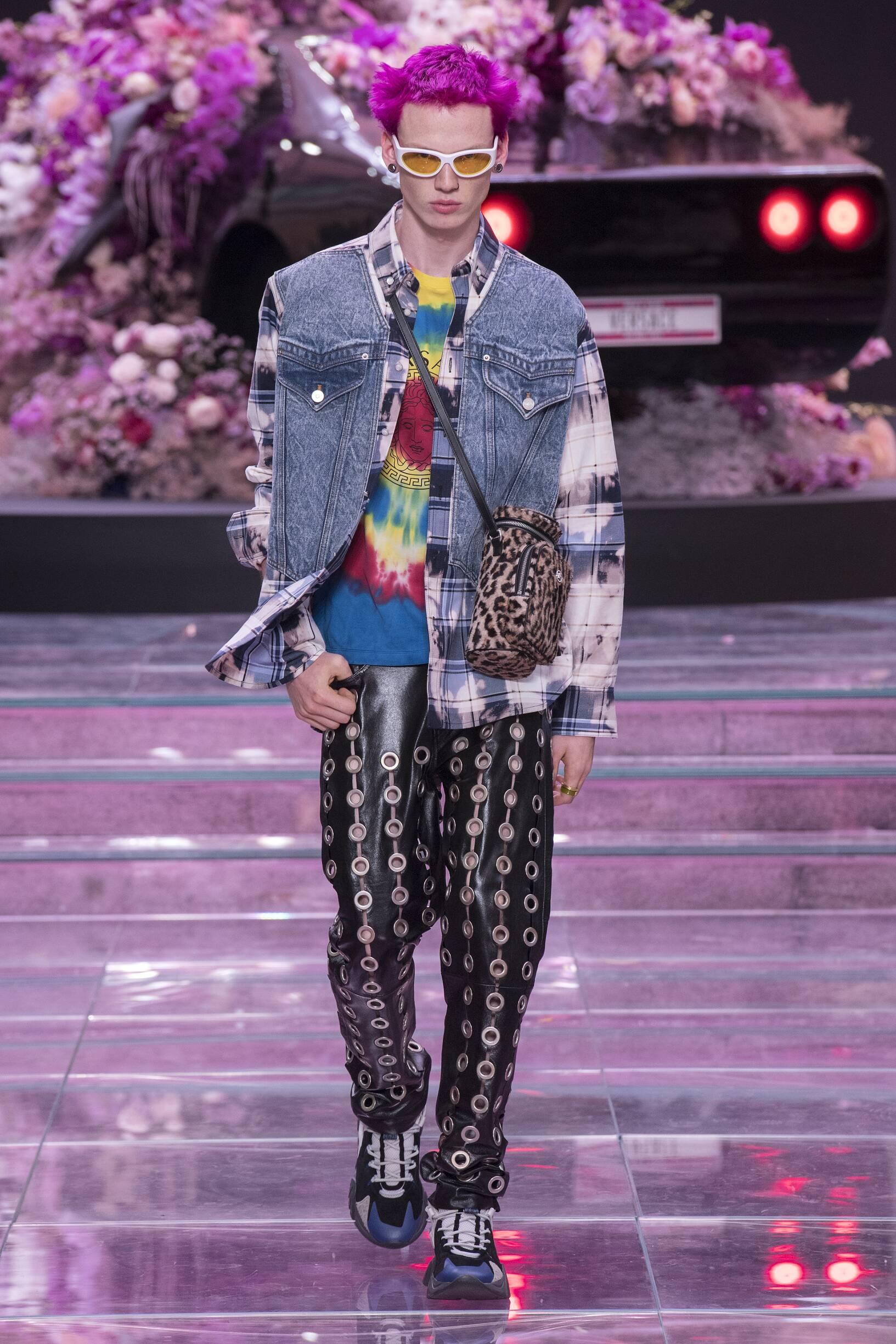 Versace Spring Summer 2020
