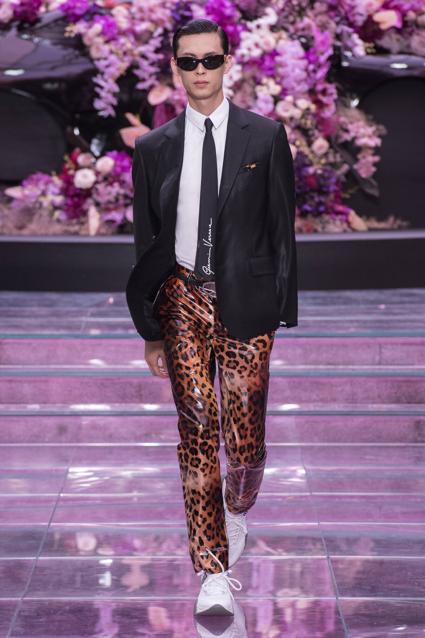 Versace Summer 2020 Catwalk