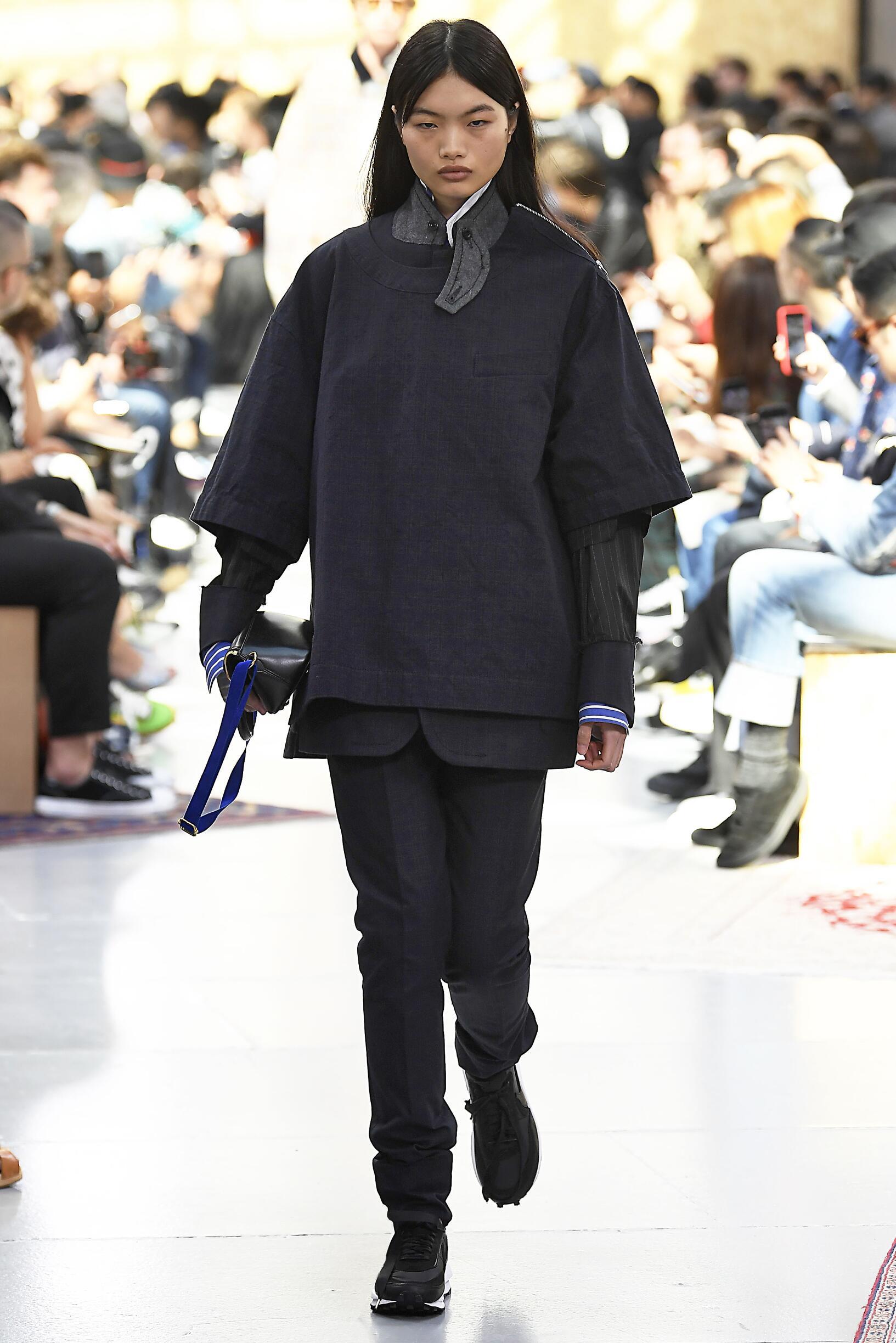 Womenswear Pre Spring Sacai 2020