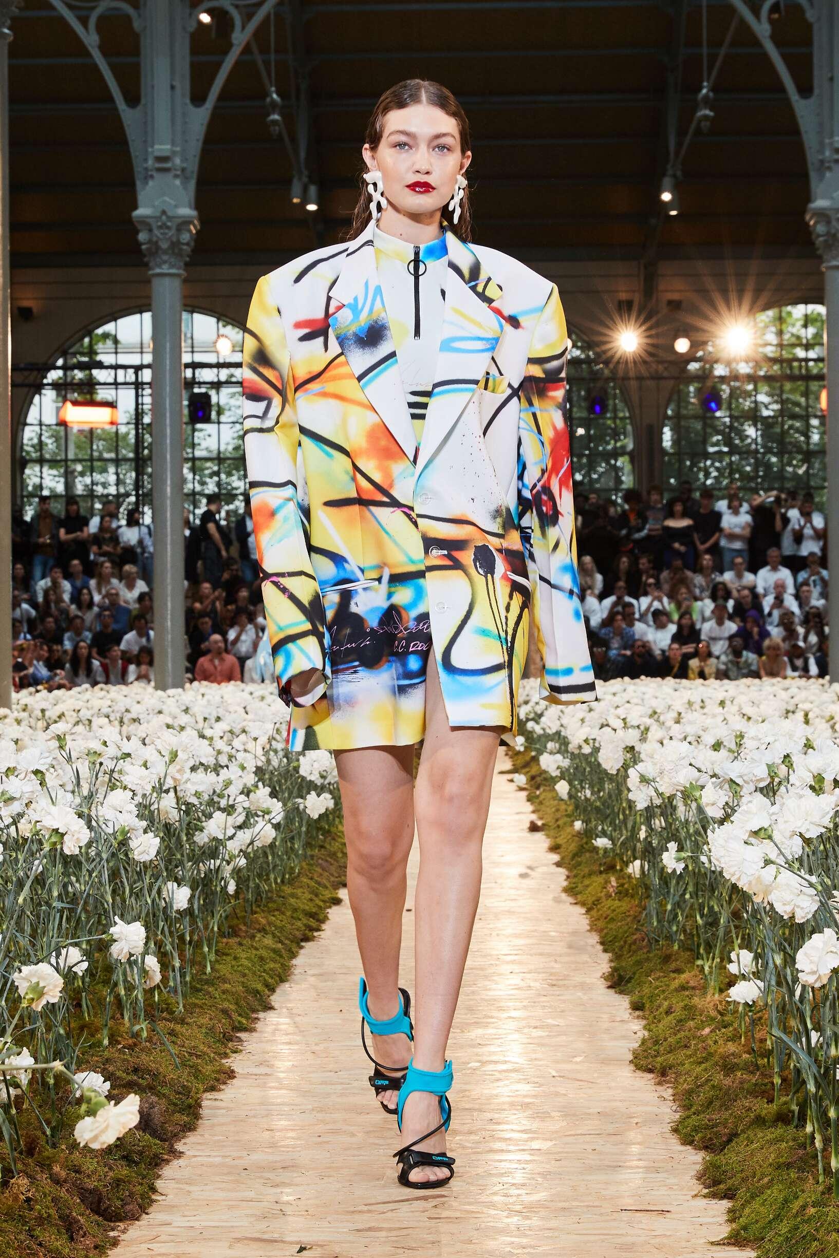 Womenswear Spring Summer Off White c/o Virgil Abloh 2020