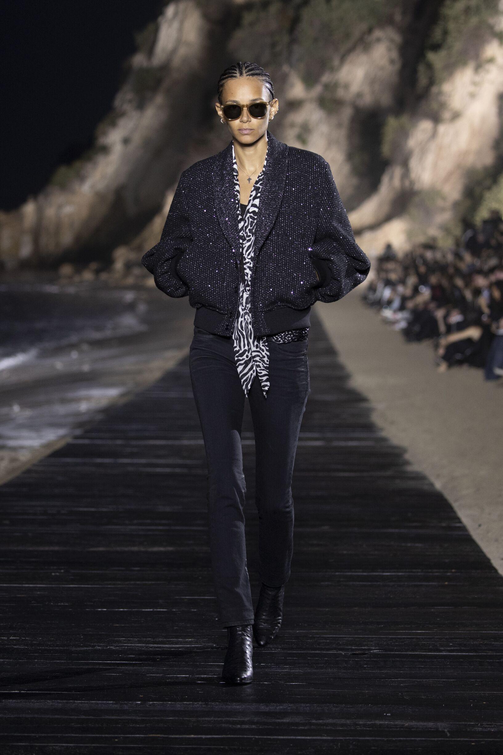 Womenswear Spring Summer Saint Laurent 2020 Trends