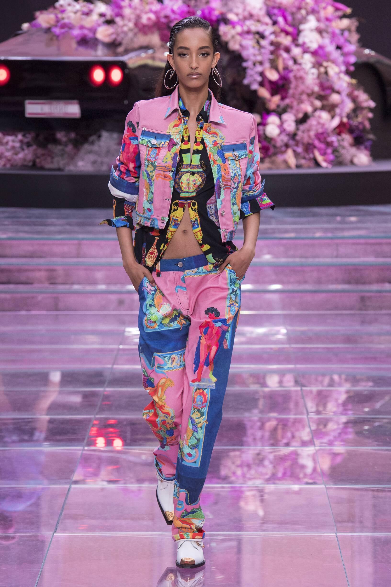 Womenswear Summer Versace 2020