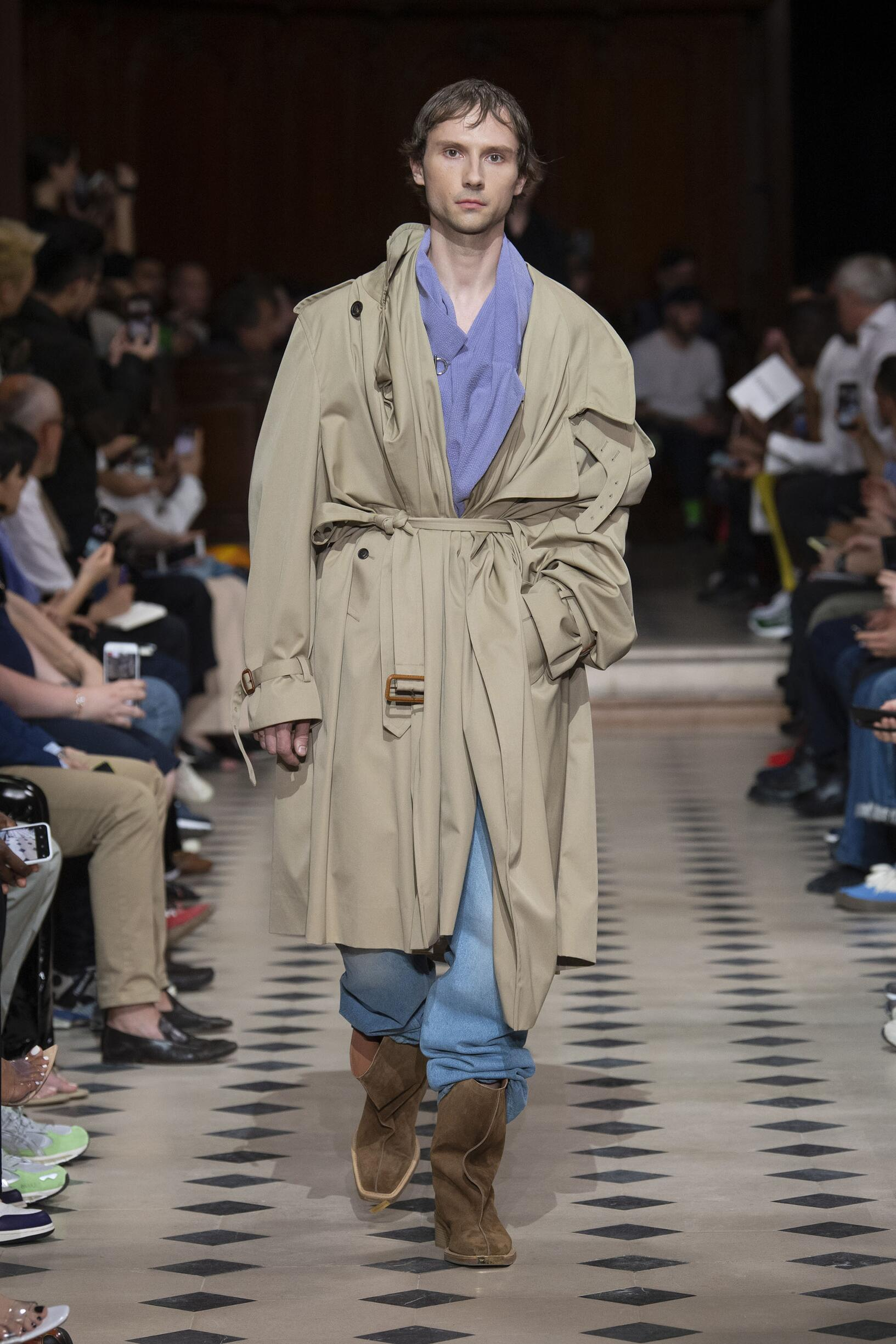 Y/Project Paris Fashion Week Menswear