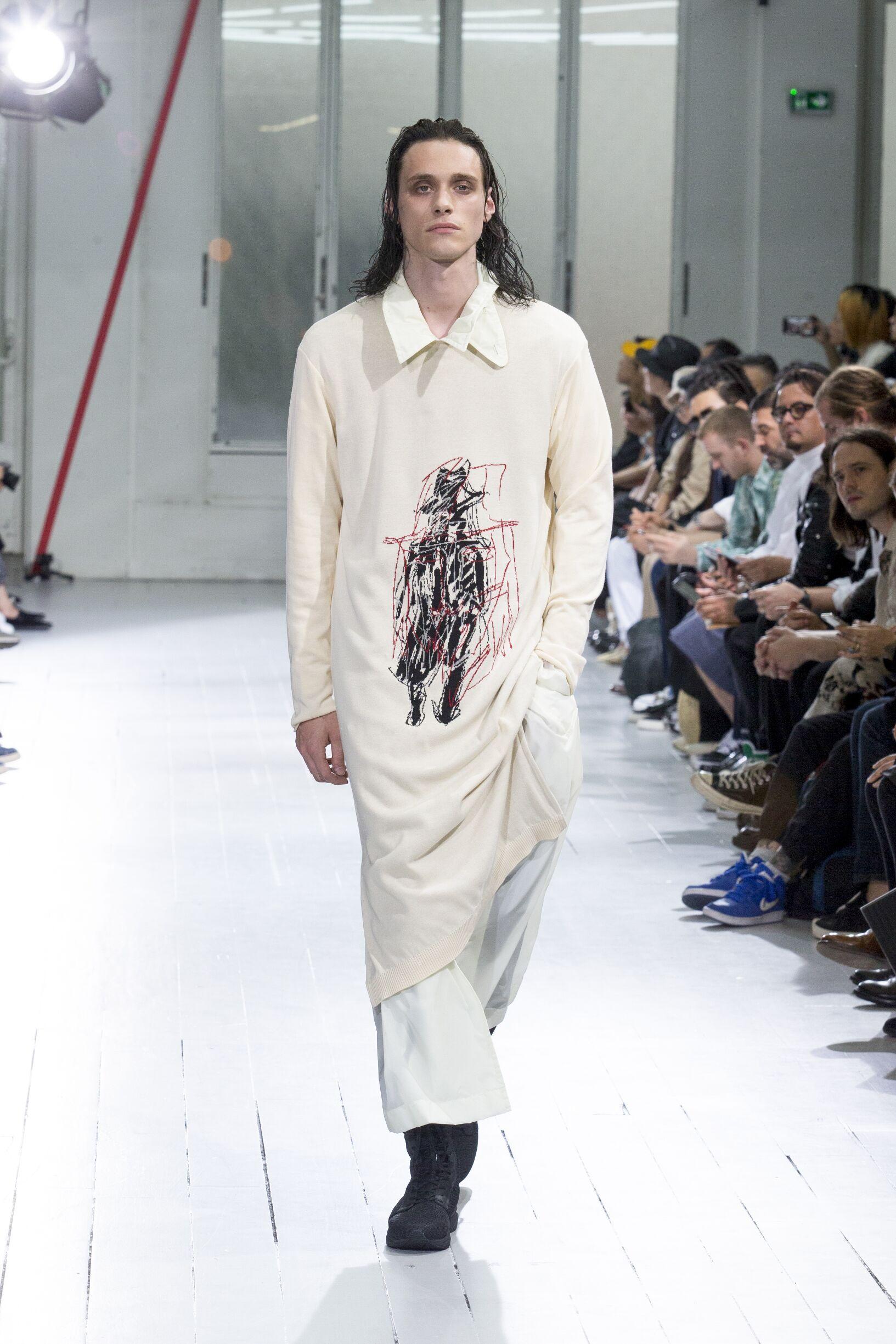 Yohji Yamamoto 2020