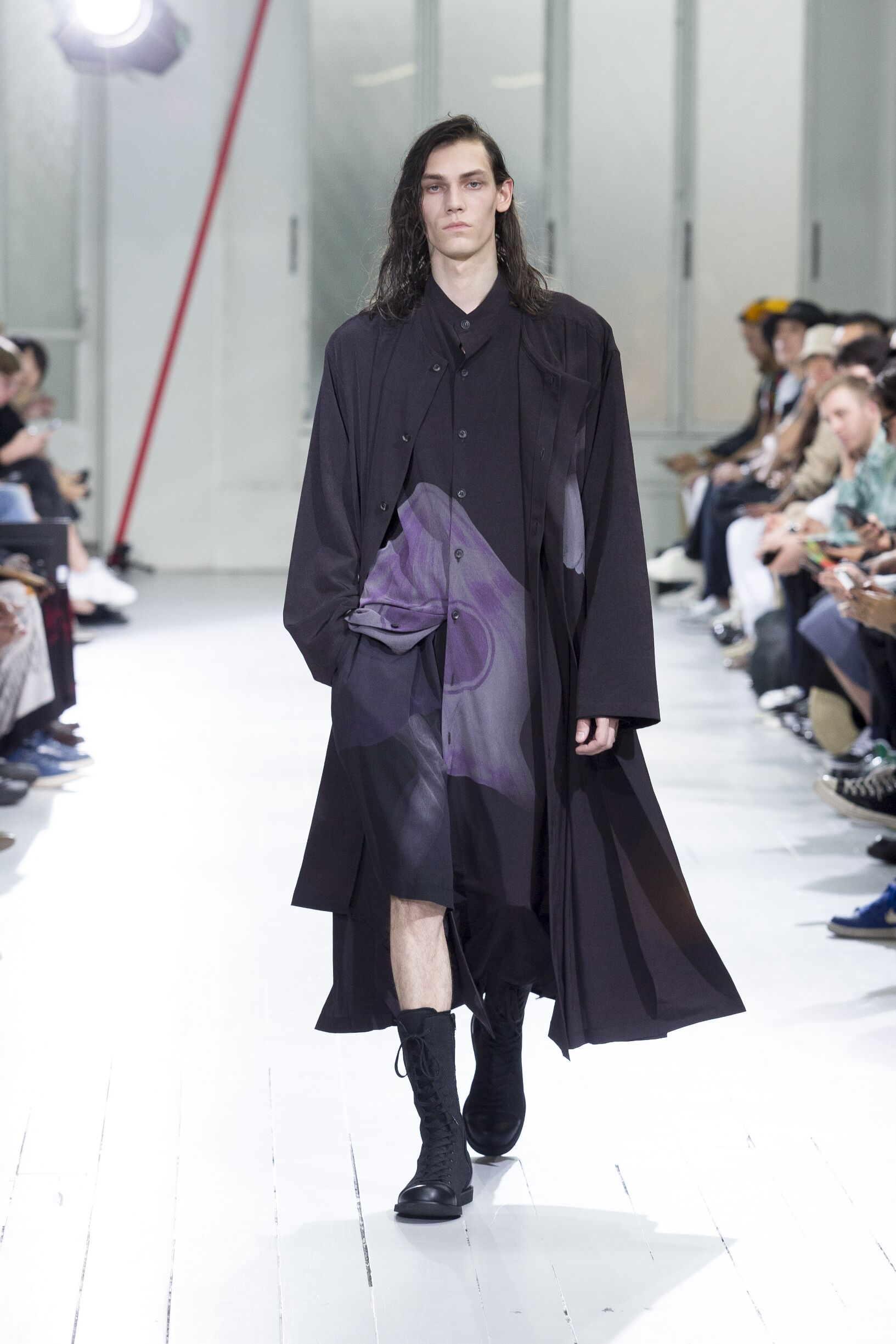 Yohji Yamamoto SS 2020 Menswear