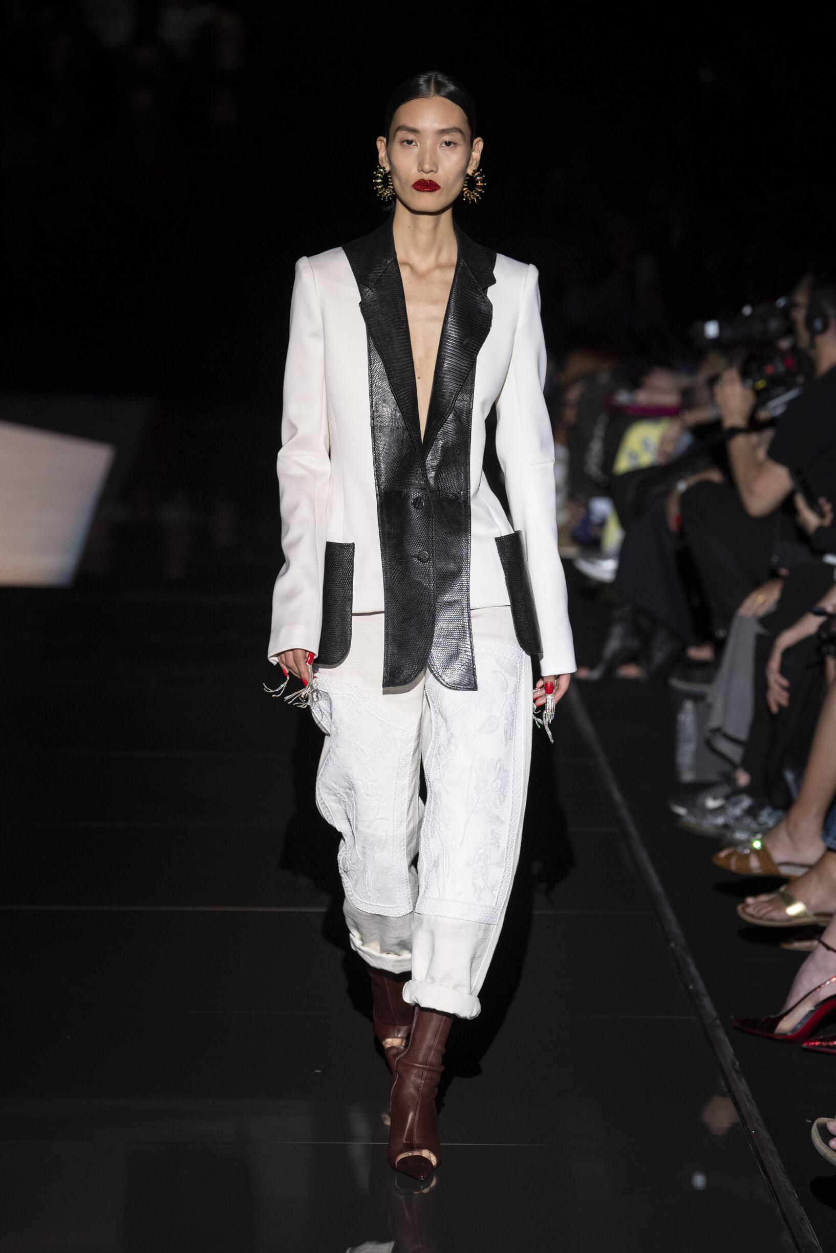 Fall 2019 Fashion Trends Schiaparelli Haute Couture