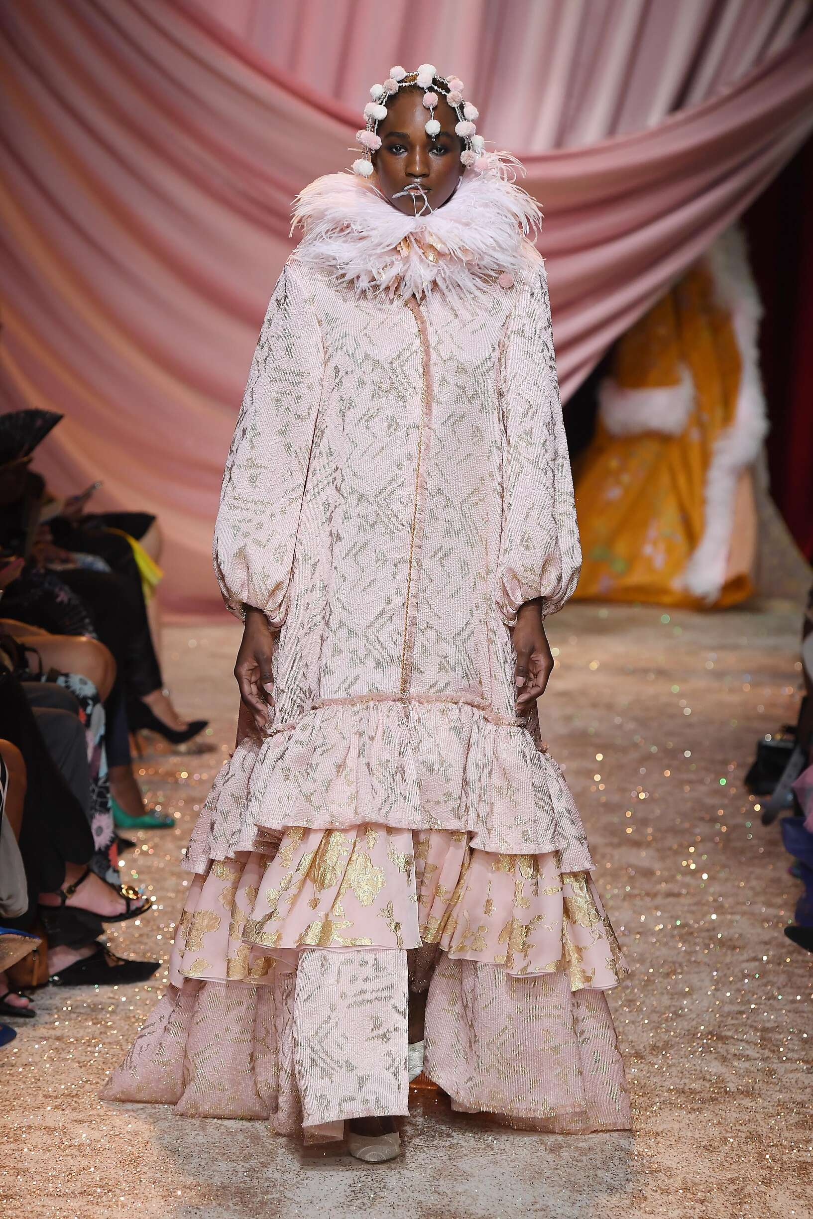 Fall Fashion Trends 2019-20 Ulyana Sergeenko Haute Couture