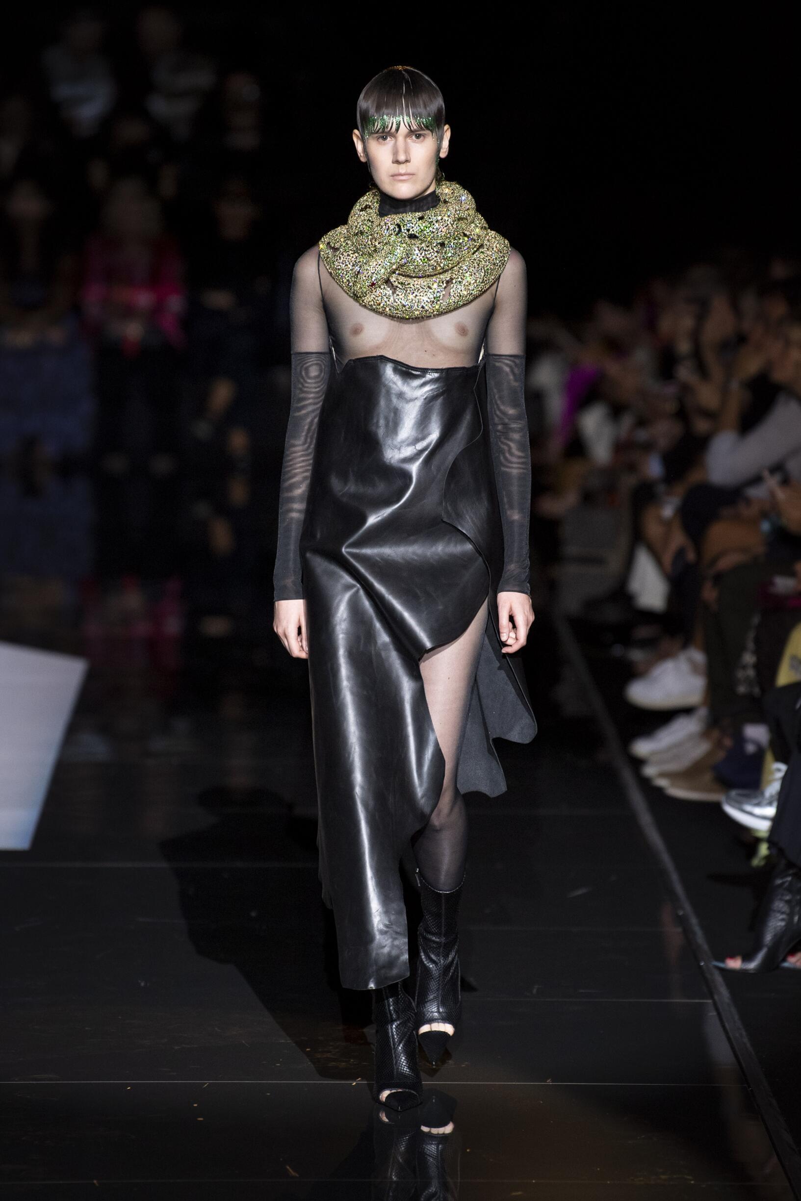 Schiaparelli Haute Couture Catwalk