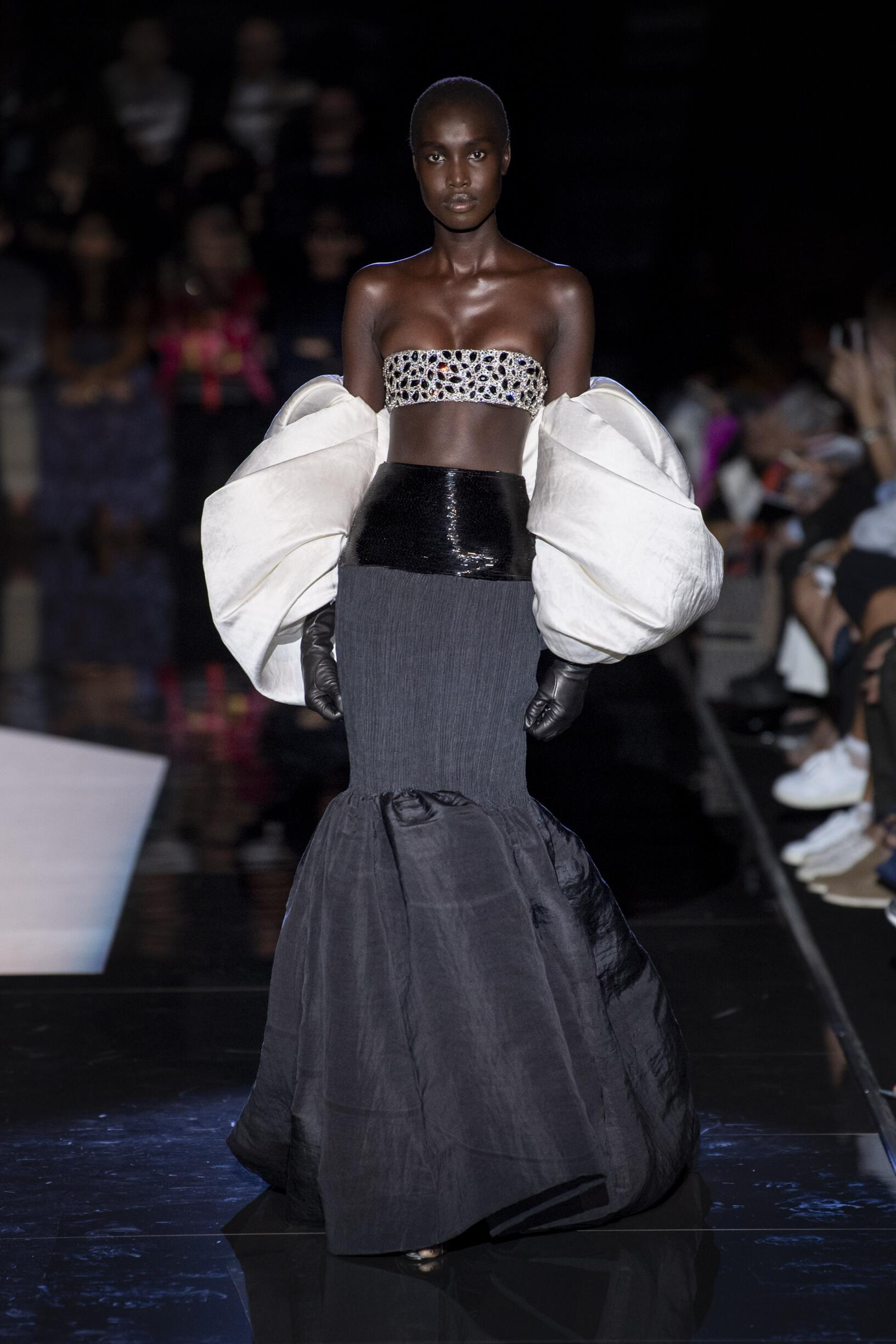 Schiaparelli Haute Couture Fall Winter 2019-20 Womens Collection Paris