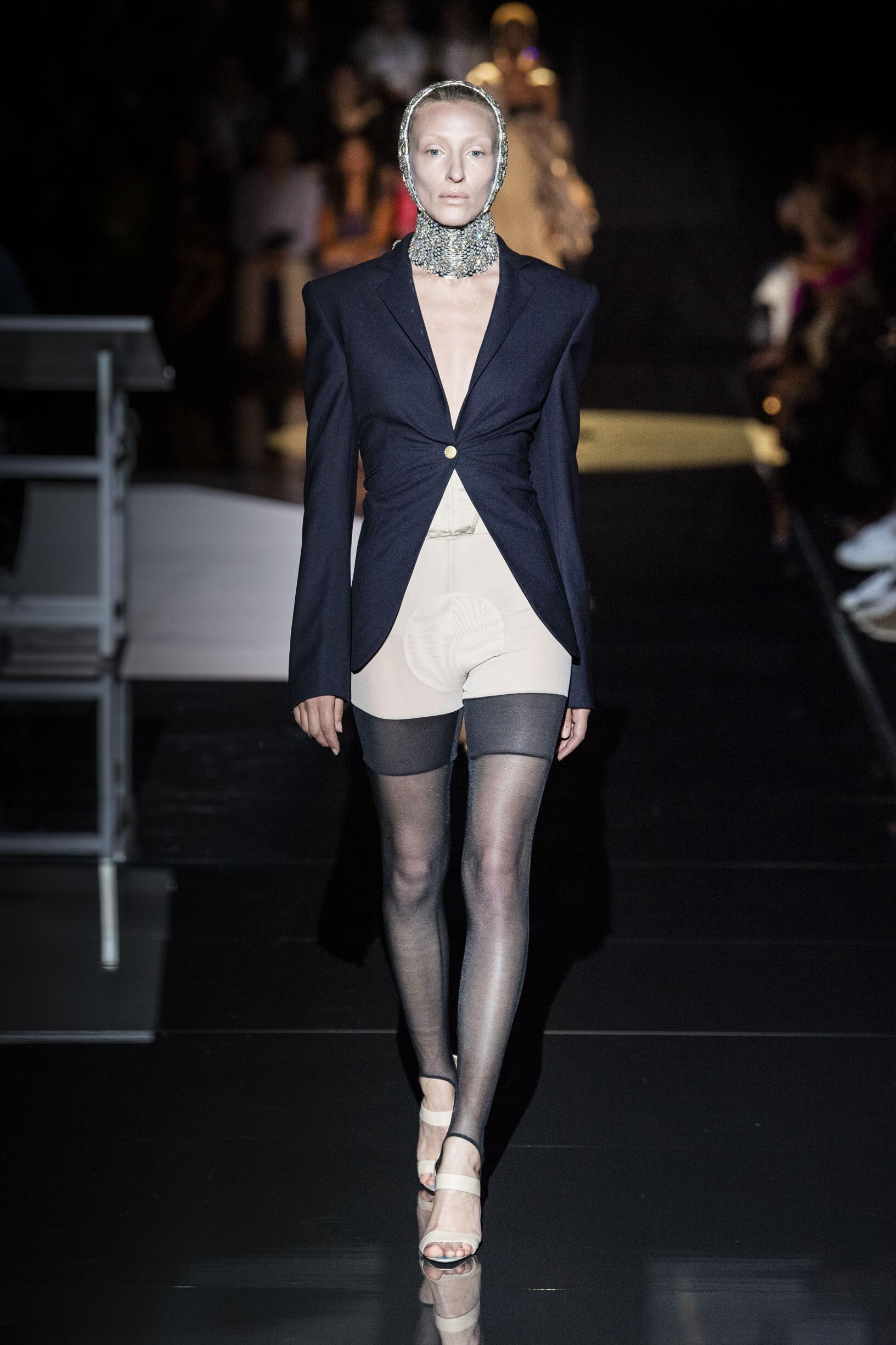 Schiaparelli Haute Couture Fashion Show FW 2019-2020
