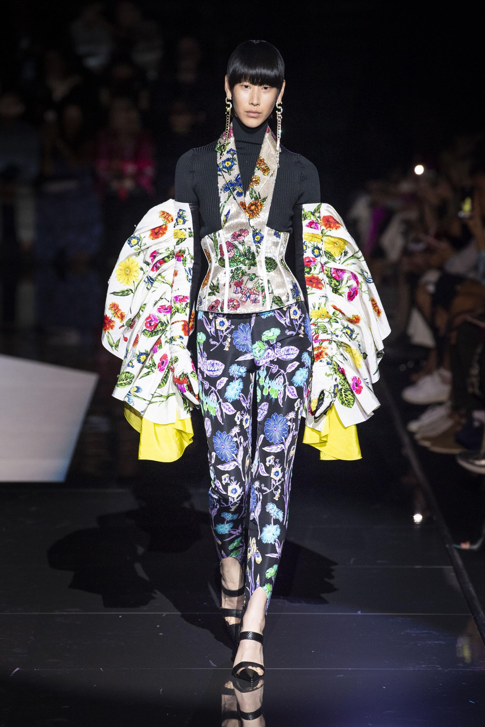 Schiaparelli Haute Couture Paris Womenswear Trends