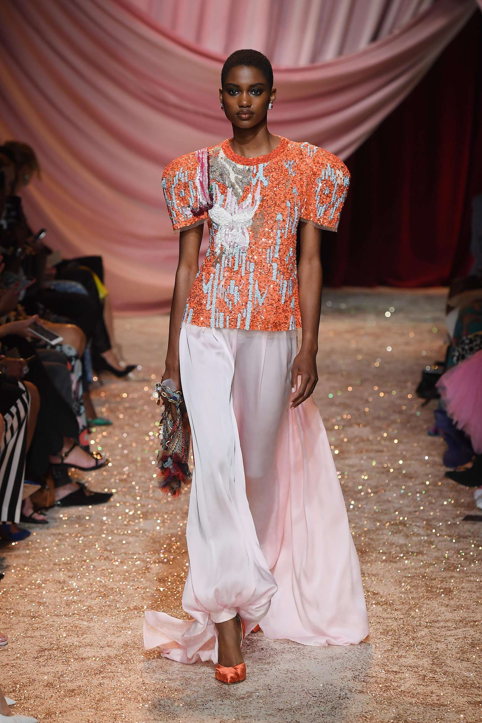 Ulyana Sergeenko Haute Couture Woman Style