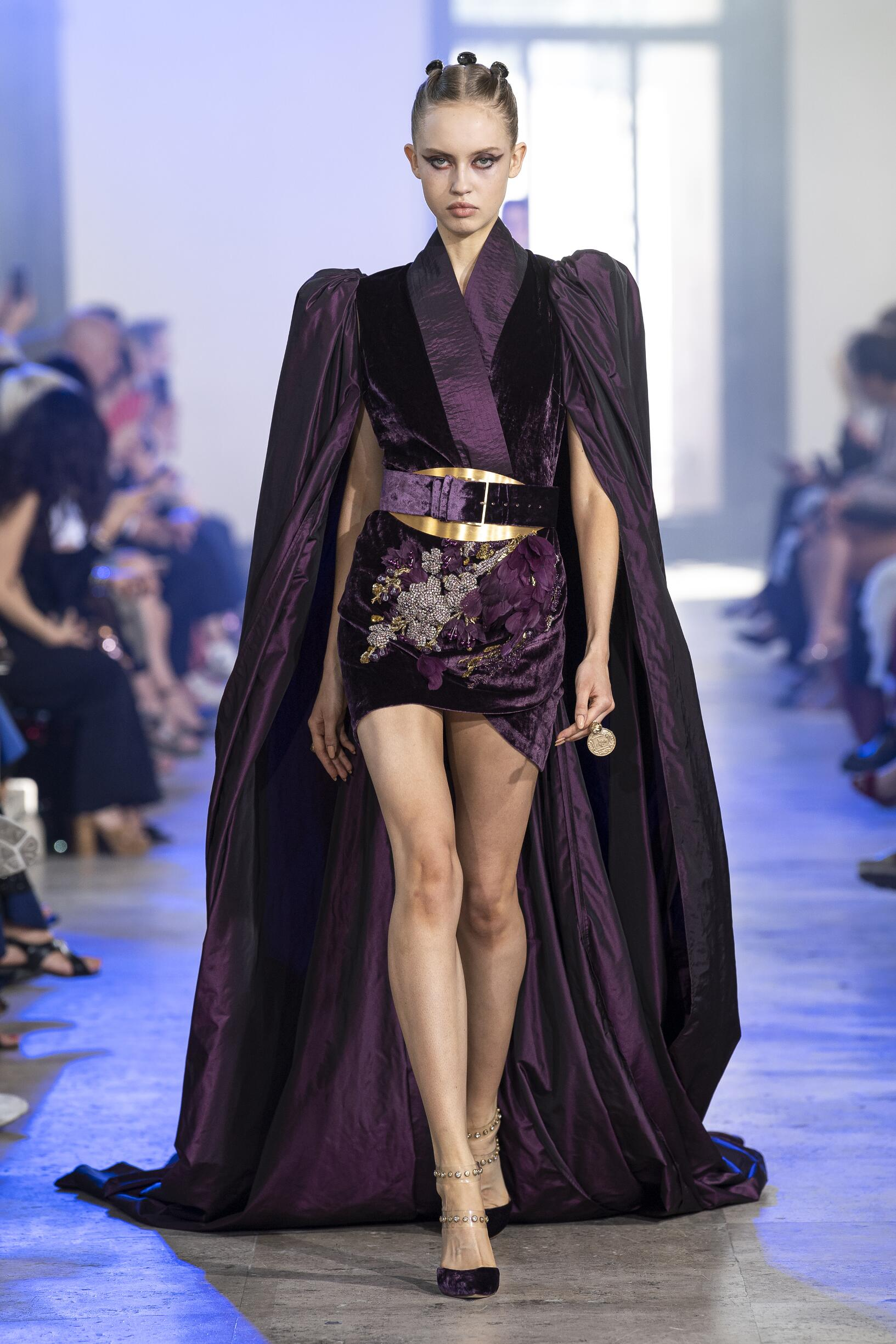 2019-20 Catwalk Elie Saab Haute Couture Winter