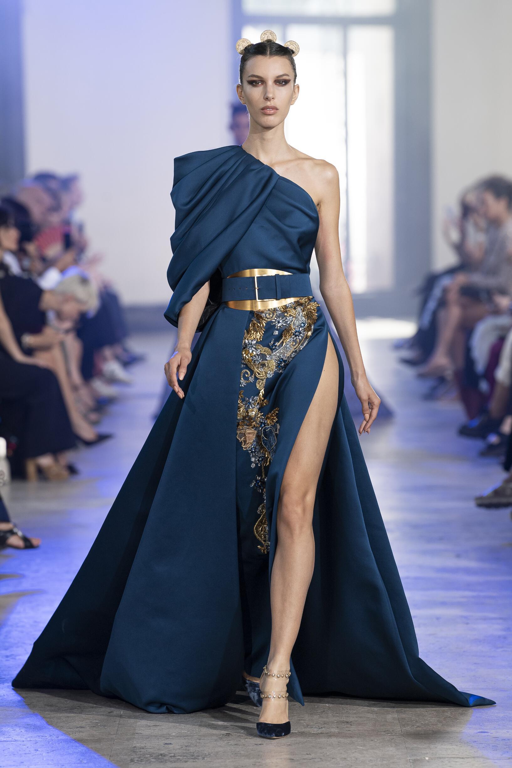 2019-20 Catwalk Elie Saab Haute Couture