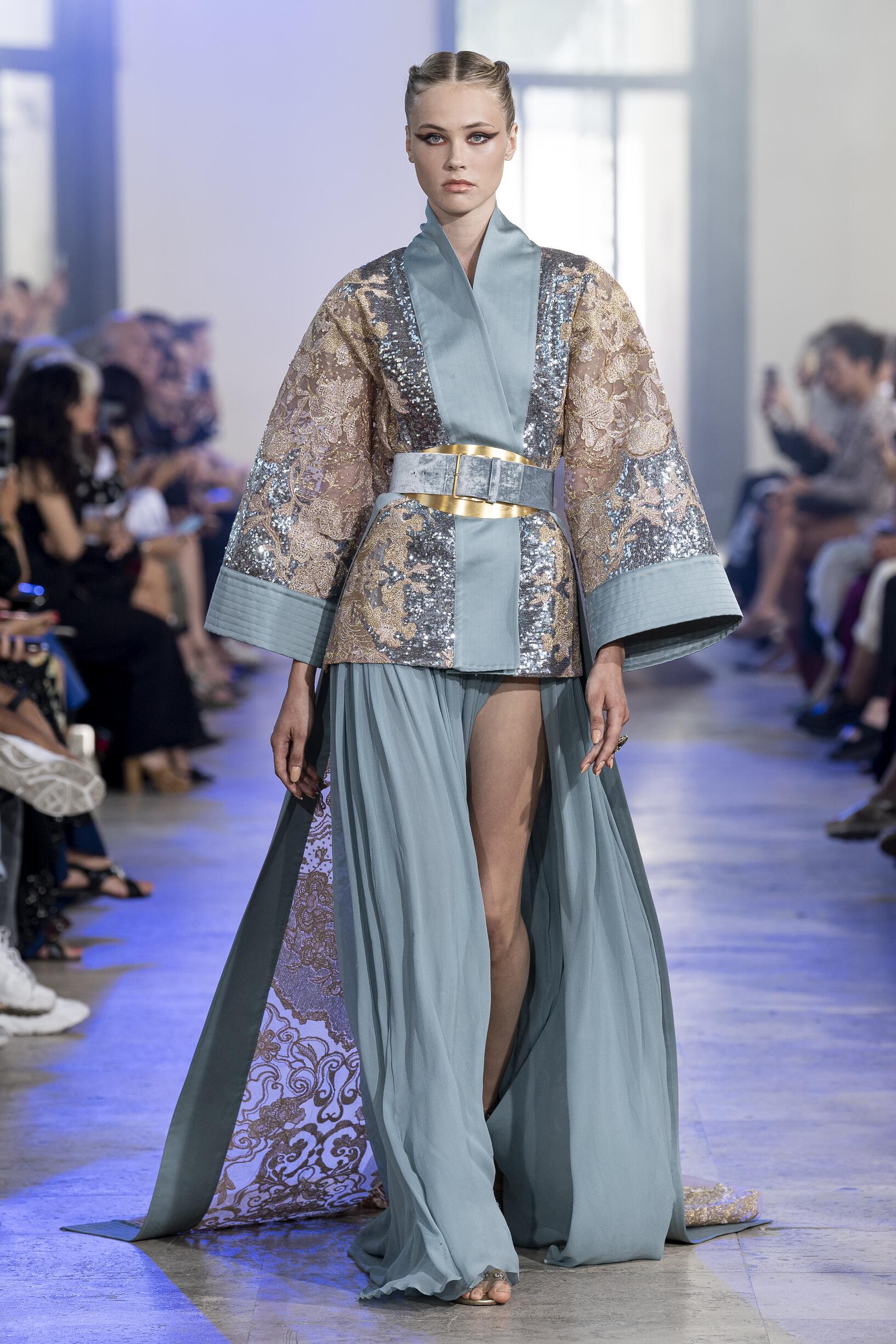 2019-20 Elie Saab Haute Couture Catwalk