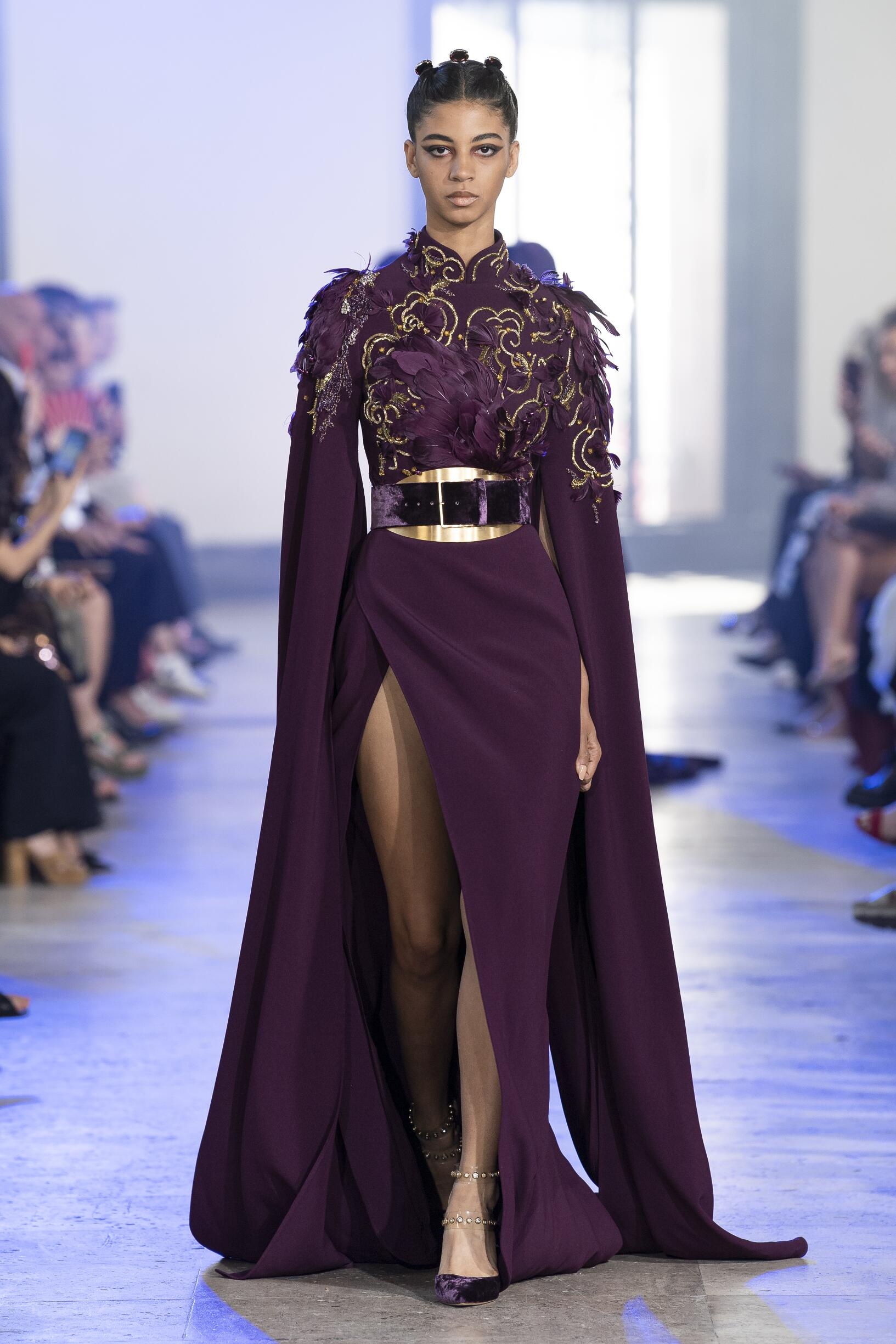 2019-20 Elie Saab Haute Couture Fall Catwalk