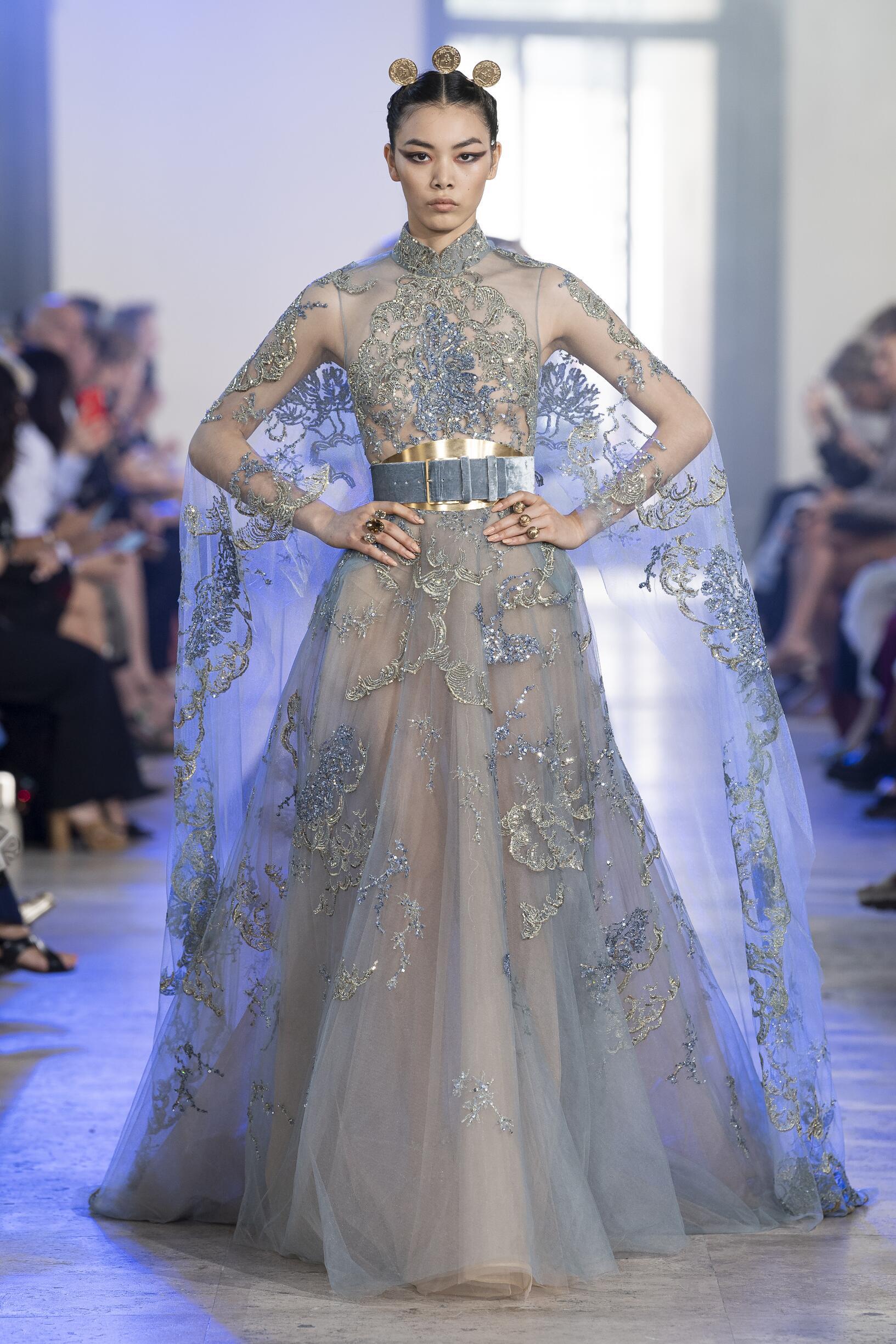 2019-20 Elie Saab Haute Couture Winter Catwalk
