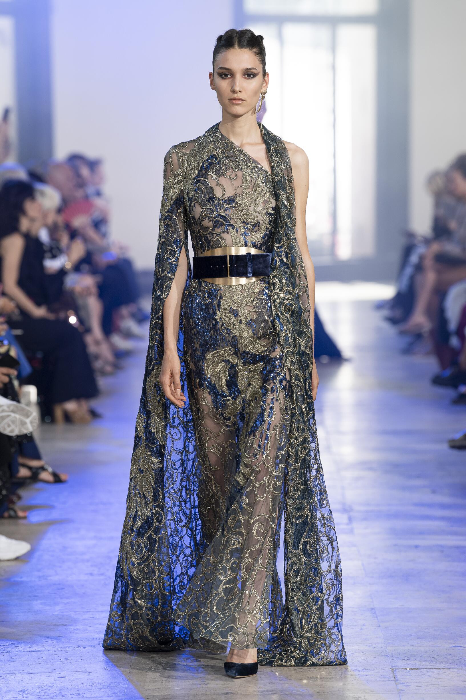 2019-20 Woman Style Elie Saab Haute Couture