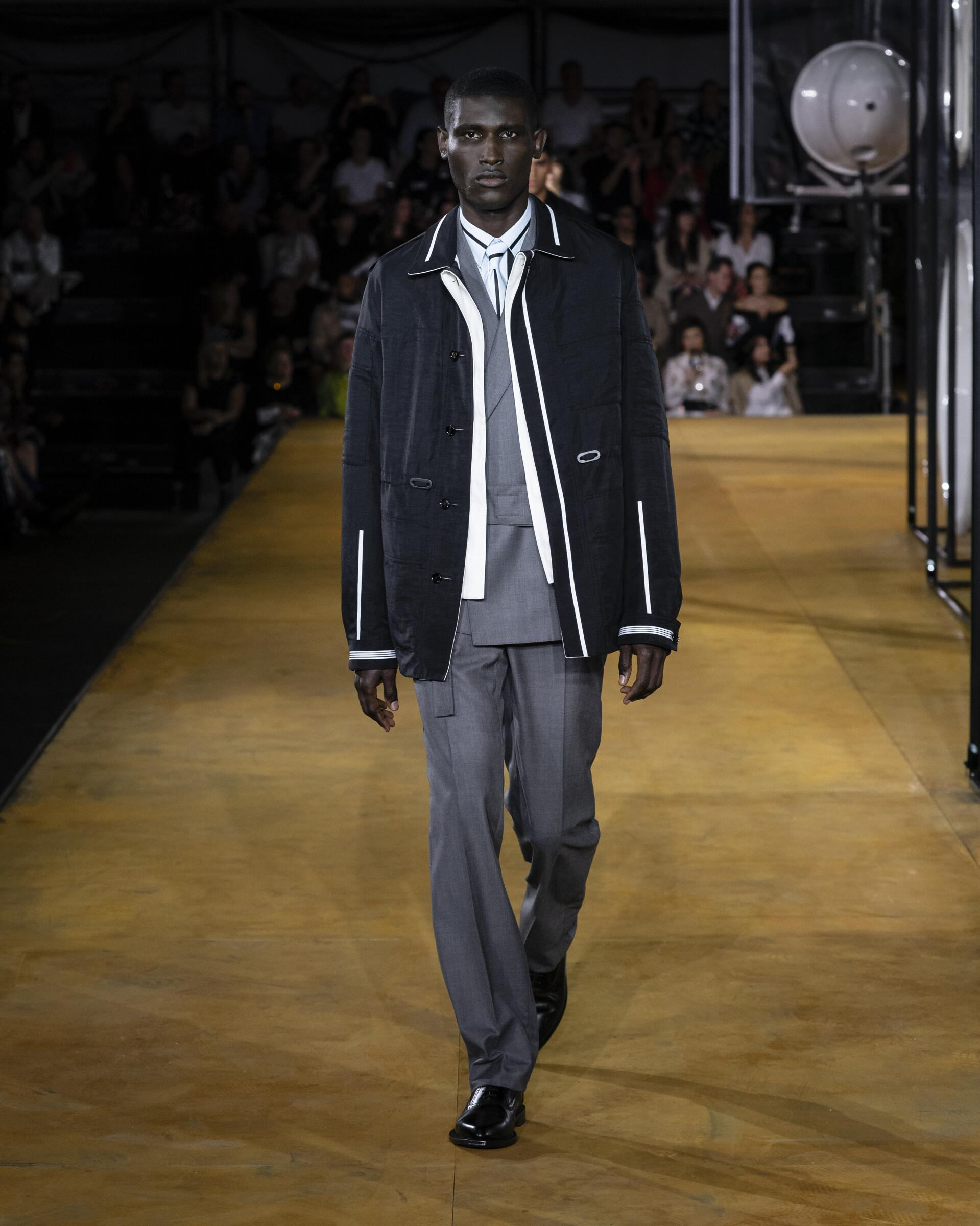 2020 Burberry Spring Summer Man